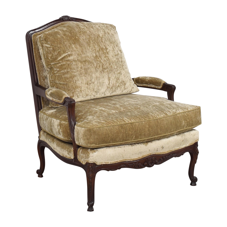 Sherrill Furniture Sherrill Custom Fauteuil Accent Chair ma