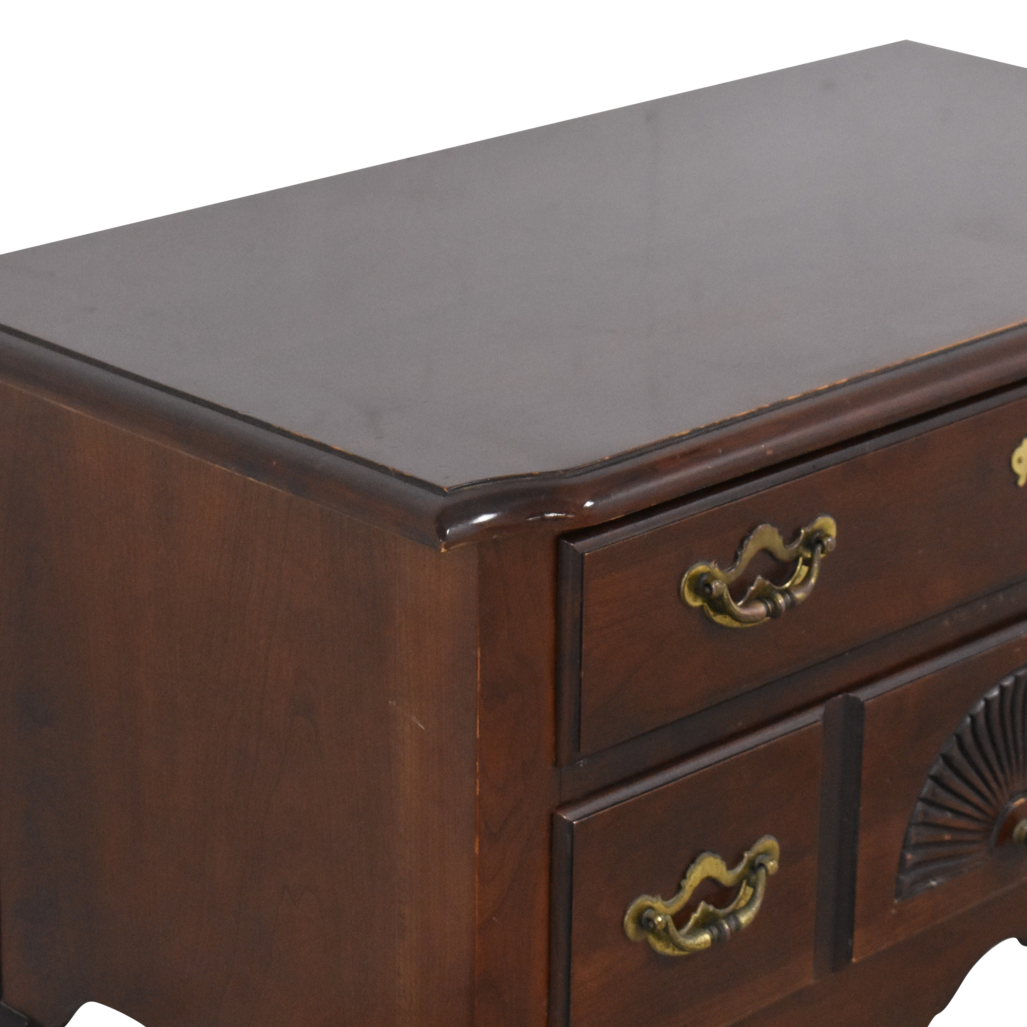 buy Thomasville Two Drawer End Table Thomasville End Tables