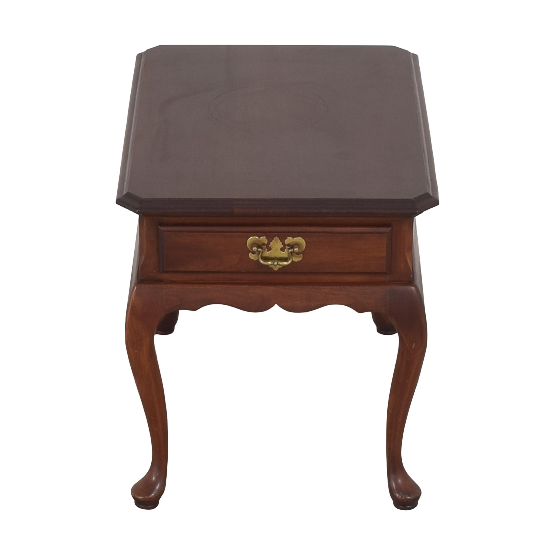 Harden Single Drawer End Table Harden