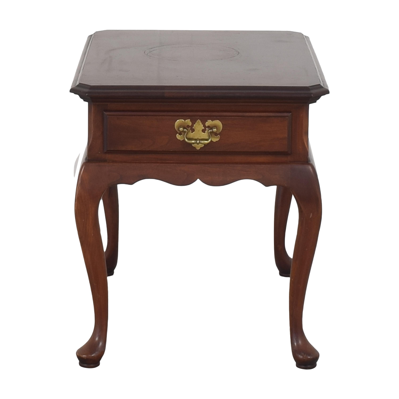 shop Harden Single Drawer End Table Harden