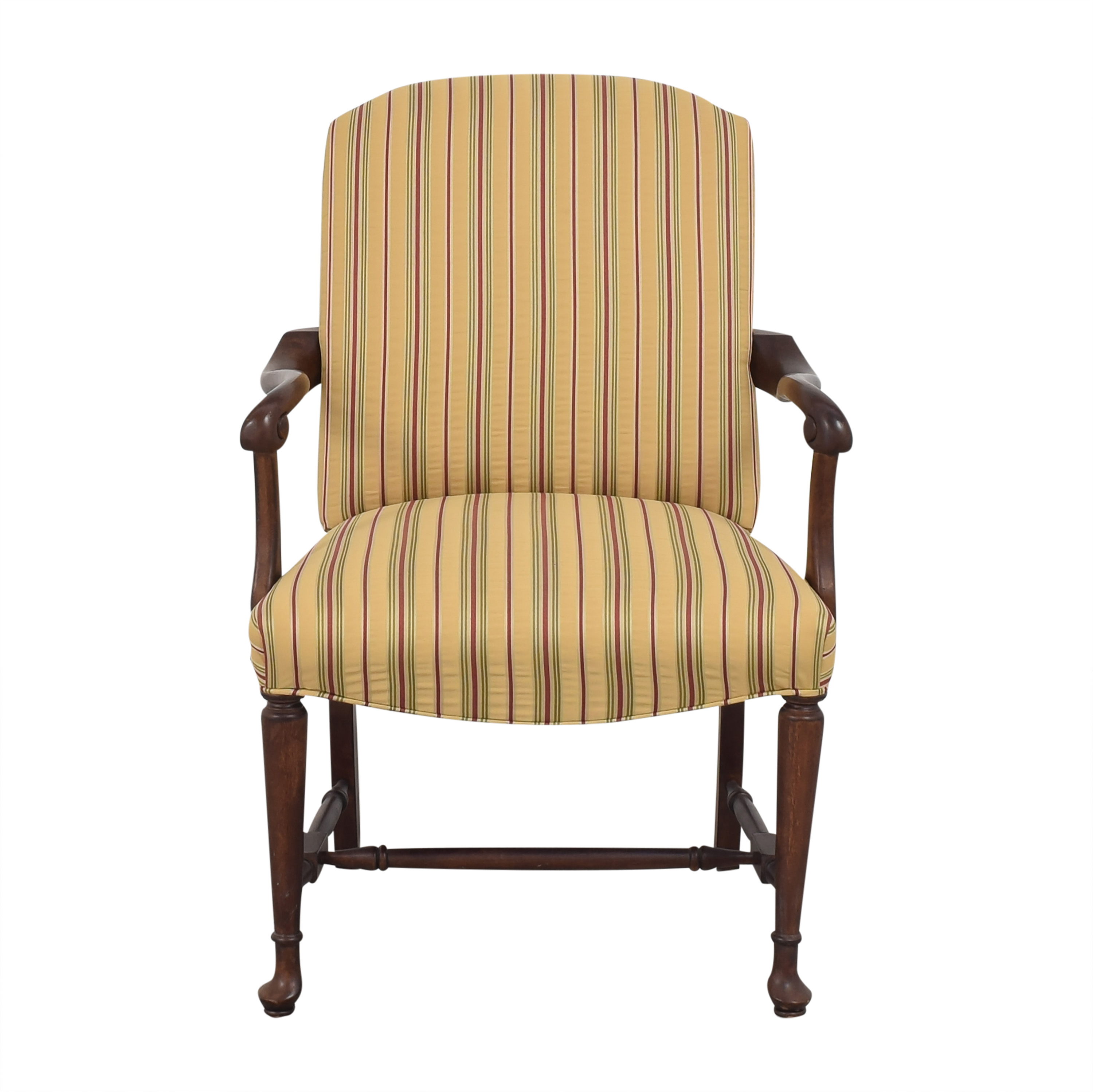 Fairfield Chair Company Fairfield Chair Company Upholstered Accent Chair second hand