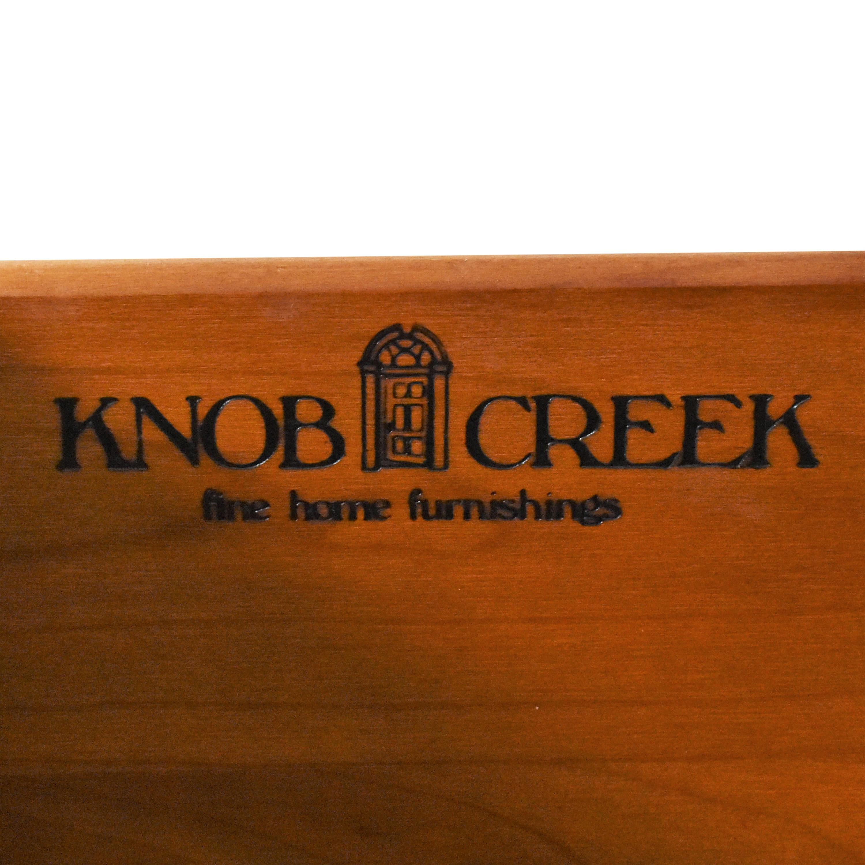 buy Knob Creek Nine Drawer Double Door Dresser Knob Creek Dressers