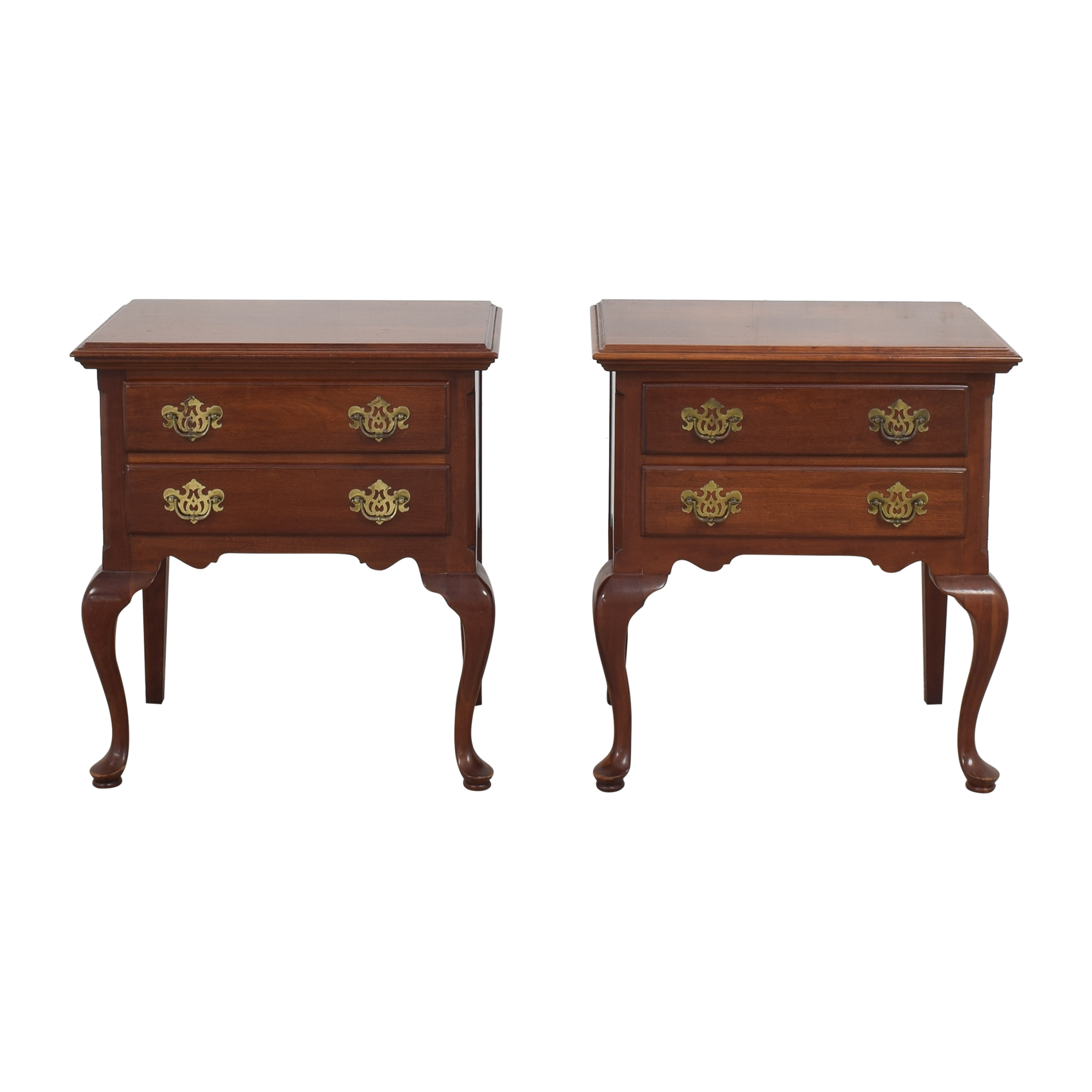 Knob Creek Knob Creek Two Drawer Nightstands dimensions