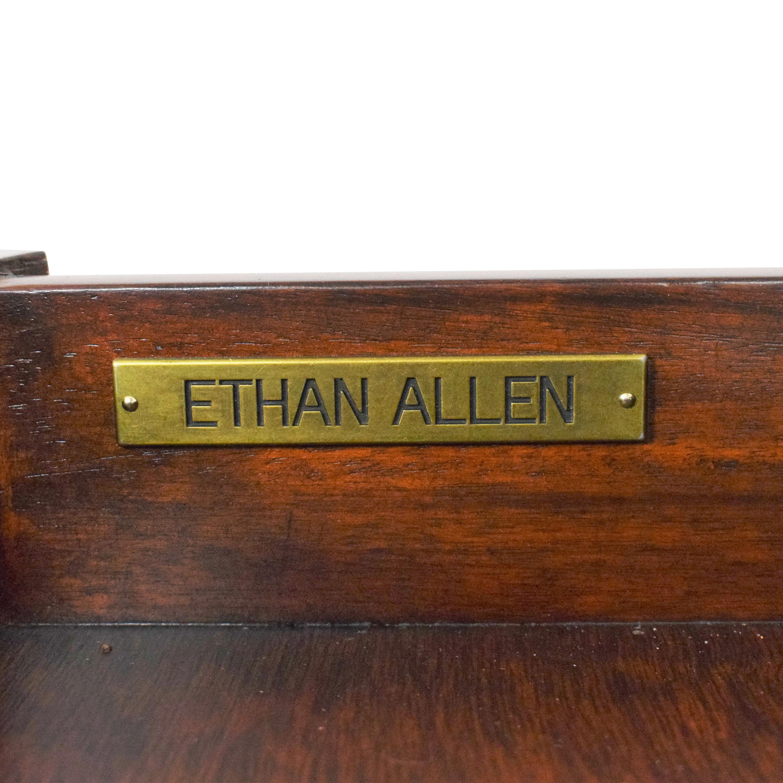 Ethan Allen Ethan Allen Bradford Rent Table dimensions