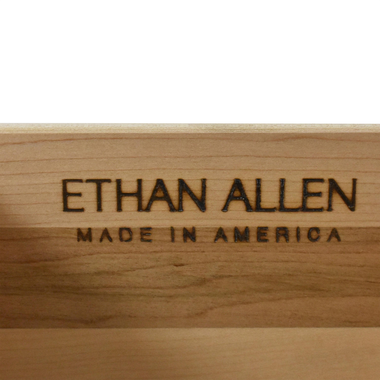Ethan Allen Ethan Allen Custom Classics Two Drawer Sideboard second hand