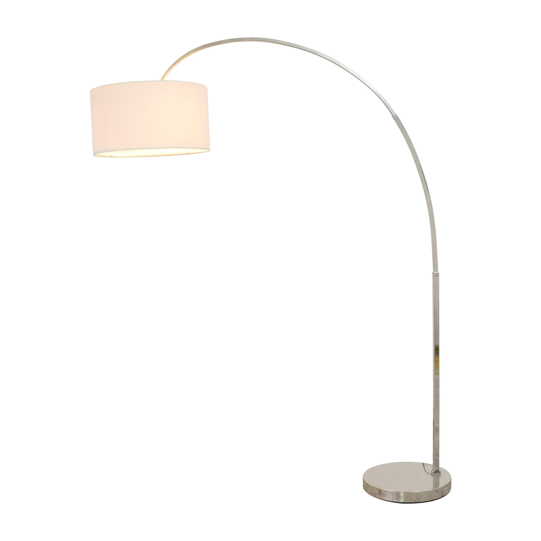 shop West Elm Overarching Floor Lamp West Elm Decor