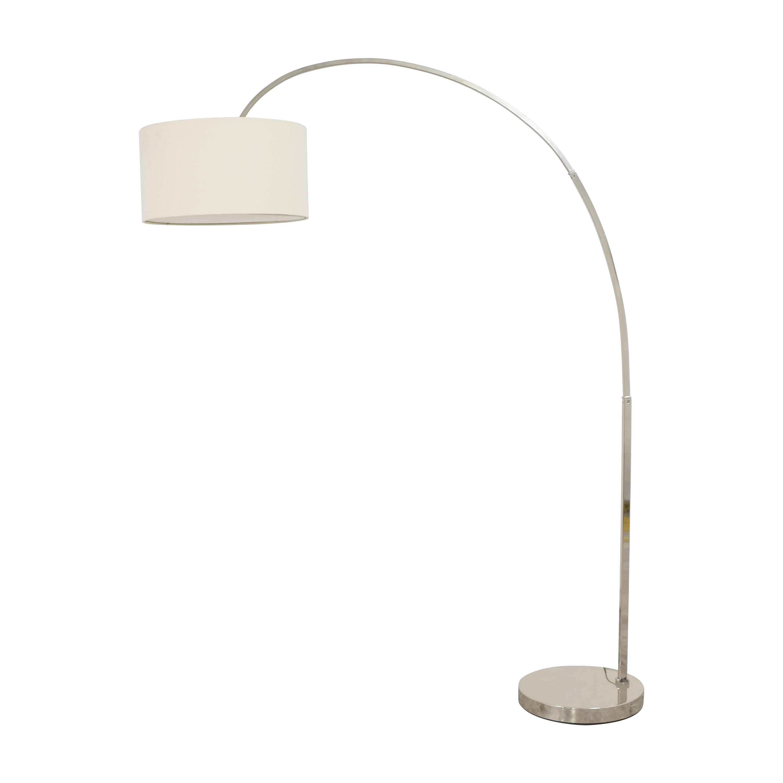 buy West Elm Overarching Floor Lamp West Elm Decor