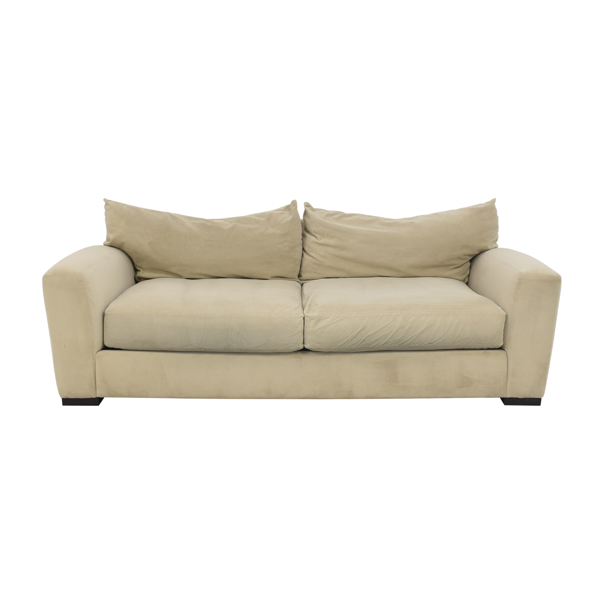Raymour & Flanigan Raymour & Flanigan Two Cushion Sofa second hand