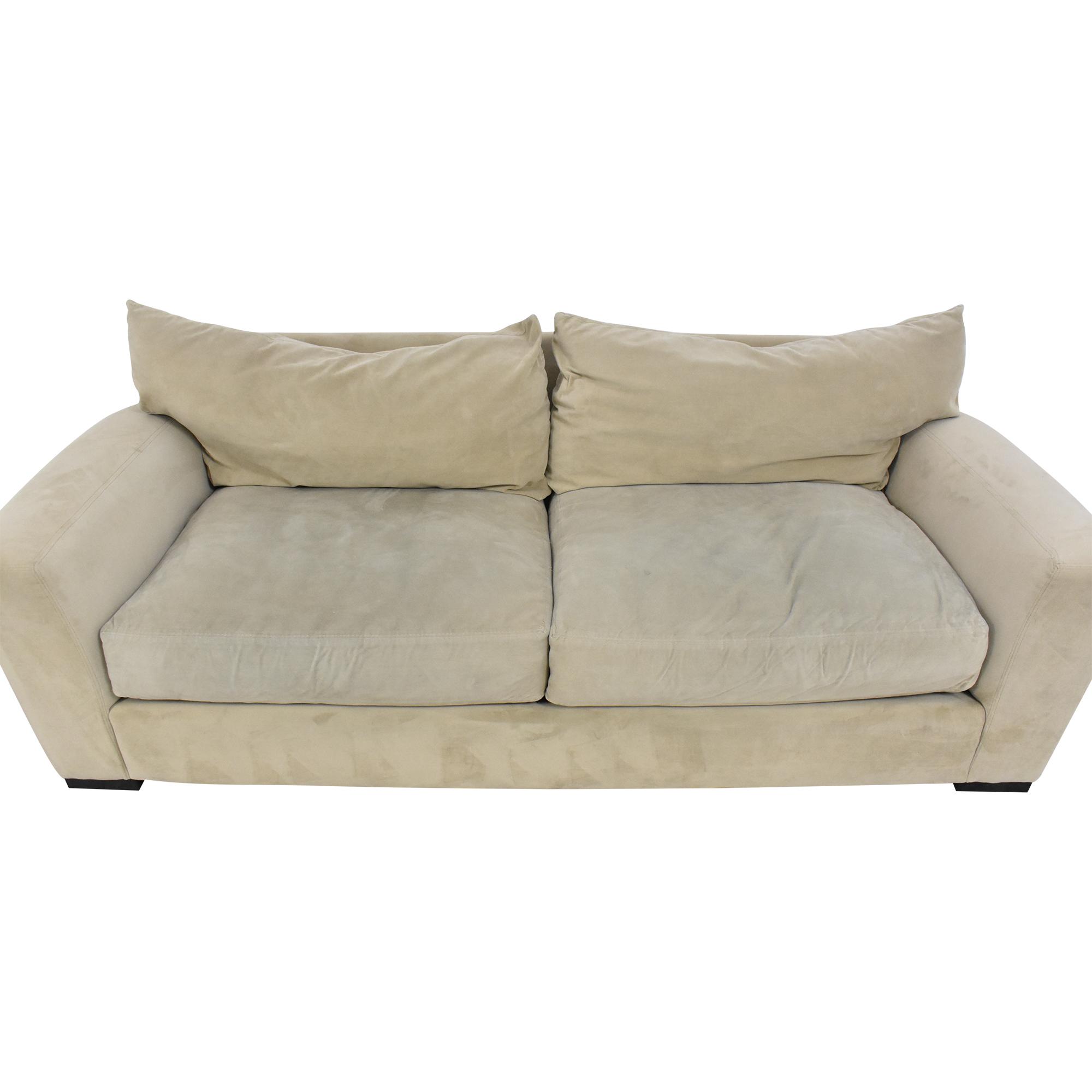 Raymour & Flanigan Raymour & Flanigan Two Cushion Sofa nj