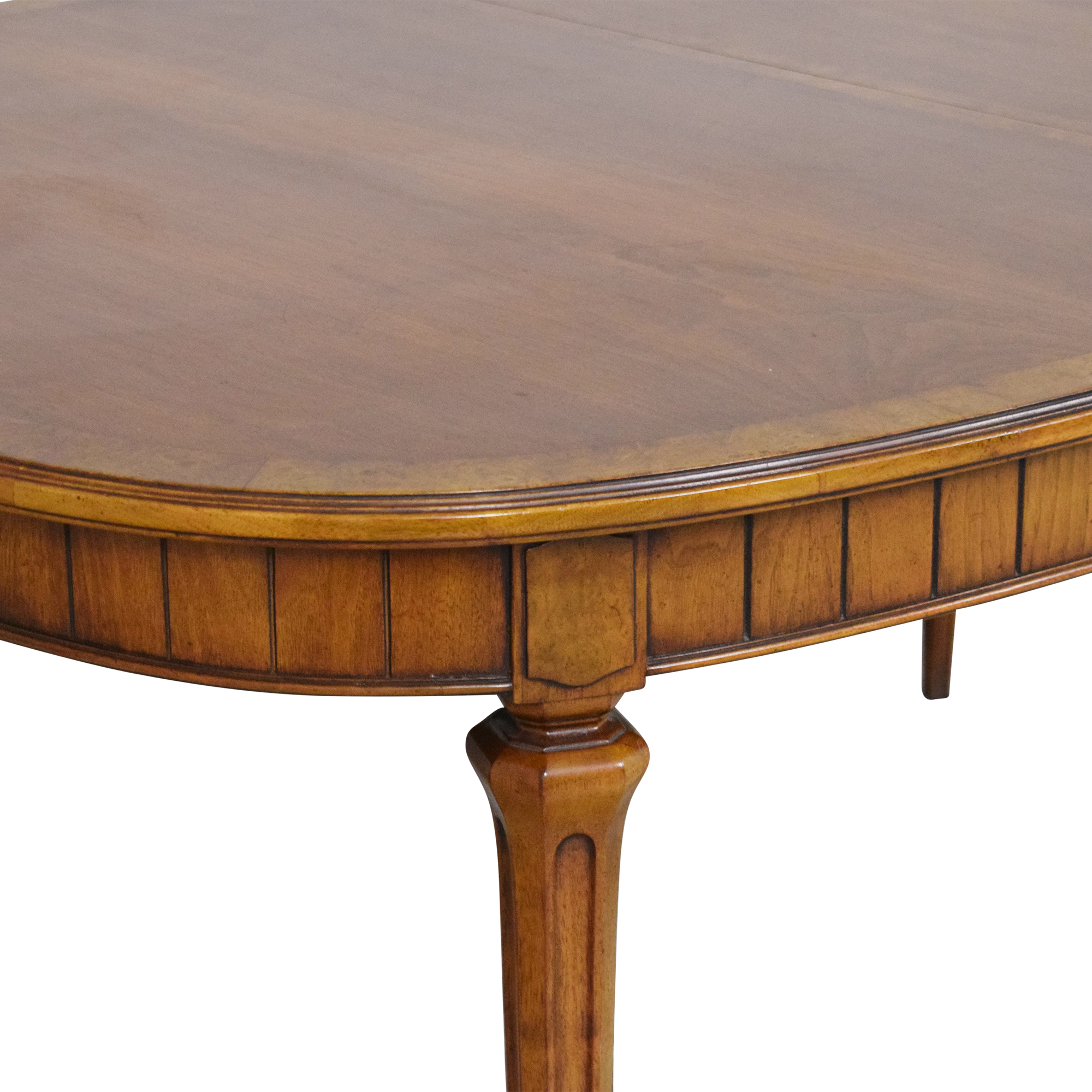 Vintage Extendable Dining Table ma