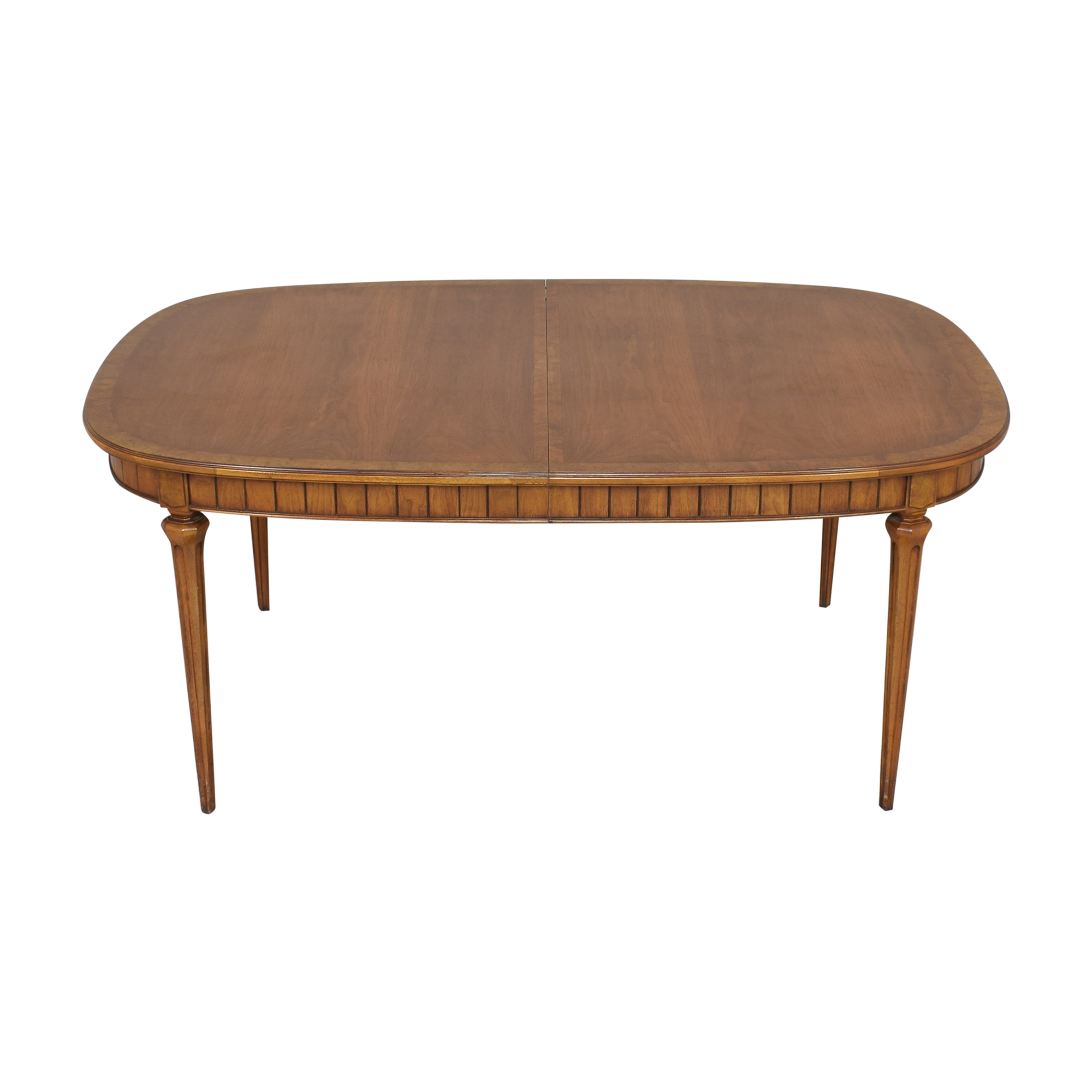 Vintage Extendable Dining Table for sale