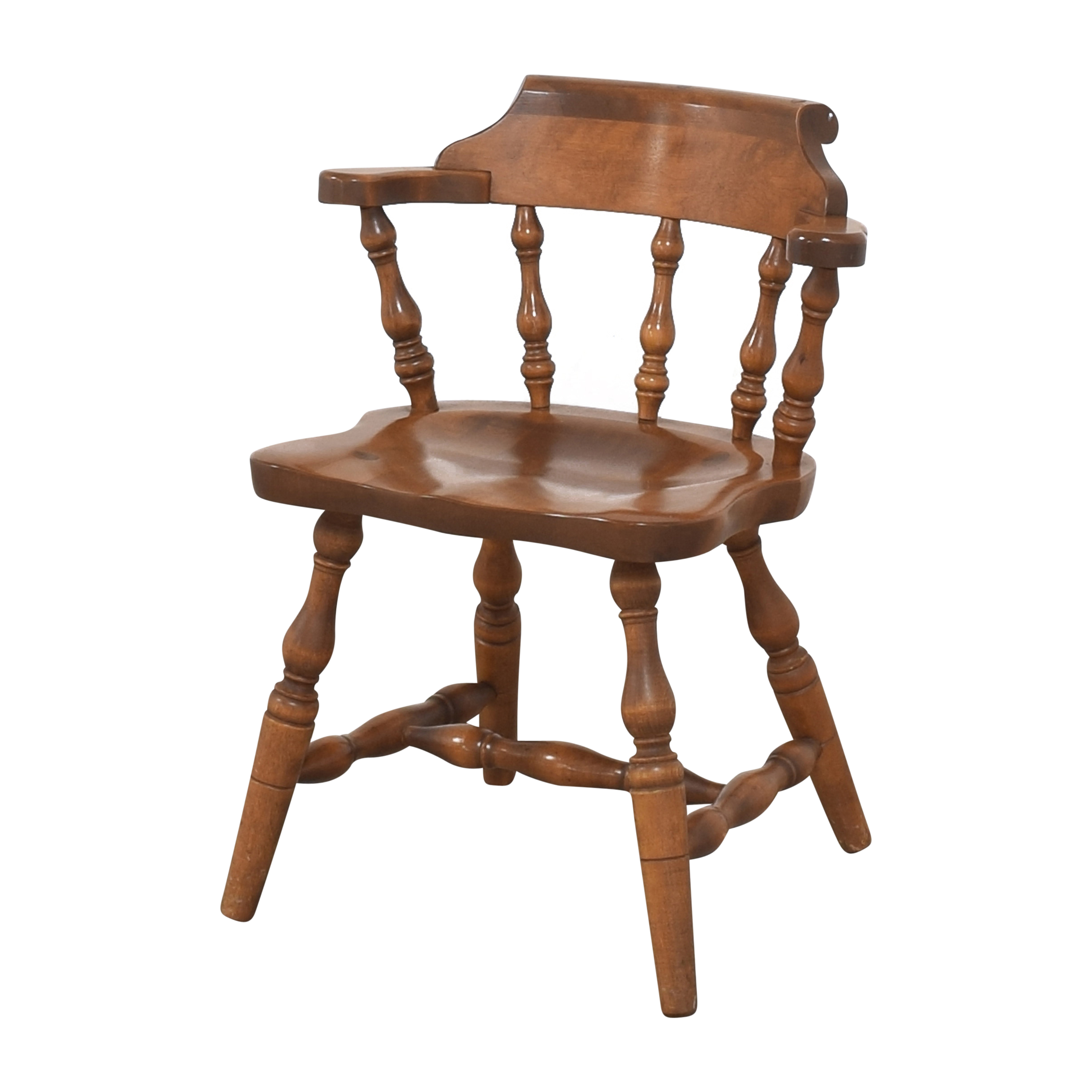 S. Bent & Bros S. Bent & Bros Colonial Windsor Captain's Chairs coupon