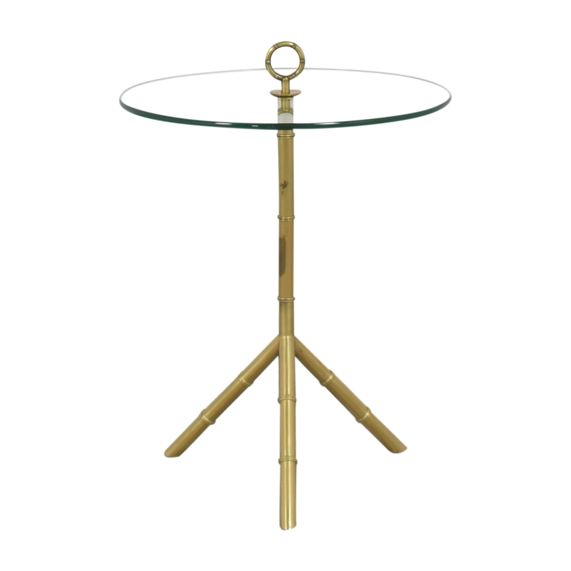 Jonathan Adler Jonathan Adler Meurice Side Table used