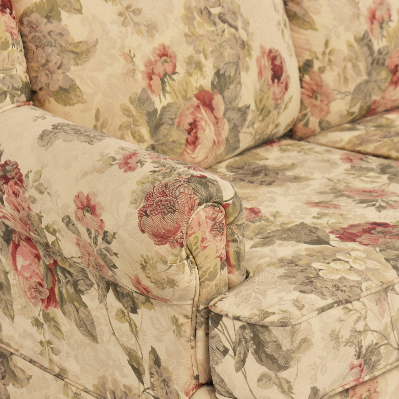 England Furniture England Rochelle Glider Loveseat Sofas