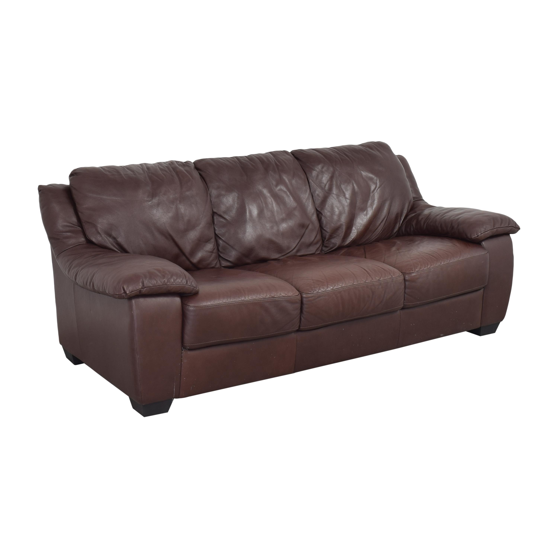 Italsofa Italsofa Three Cushion Sofa Sofas