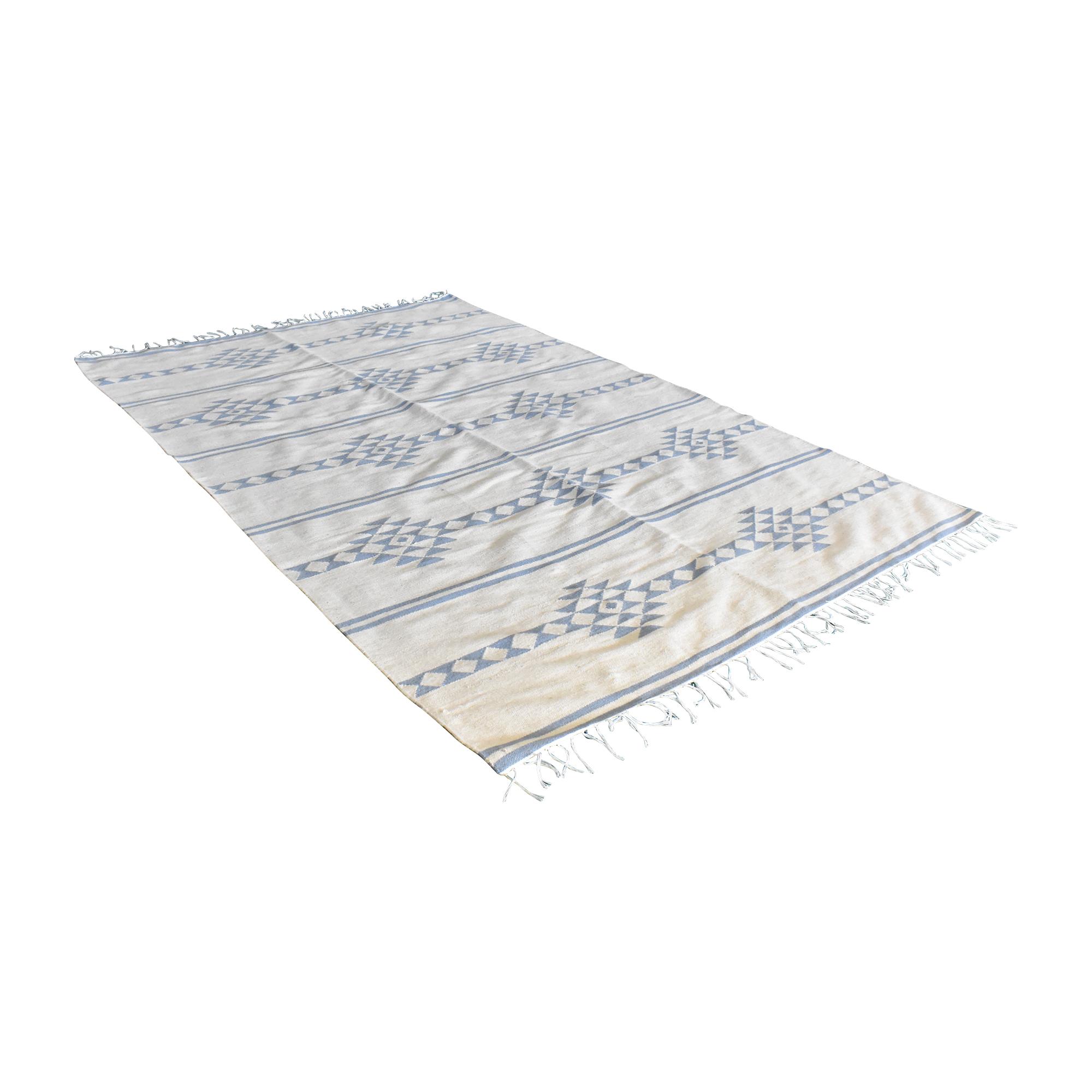 Kilim Kilim Striped Area Rug discount