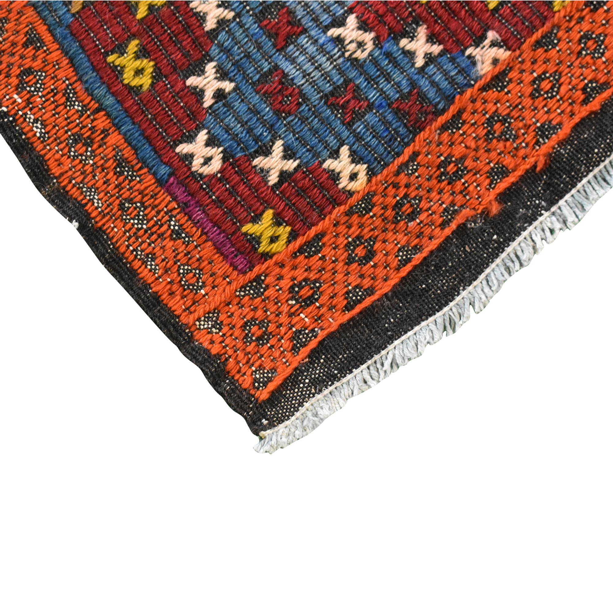 Kilim-Style Area Rug on sale