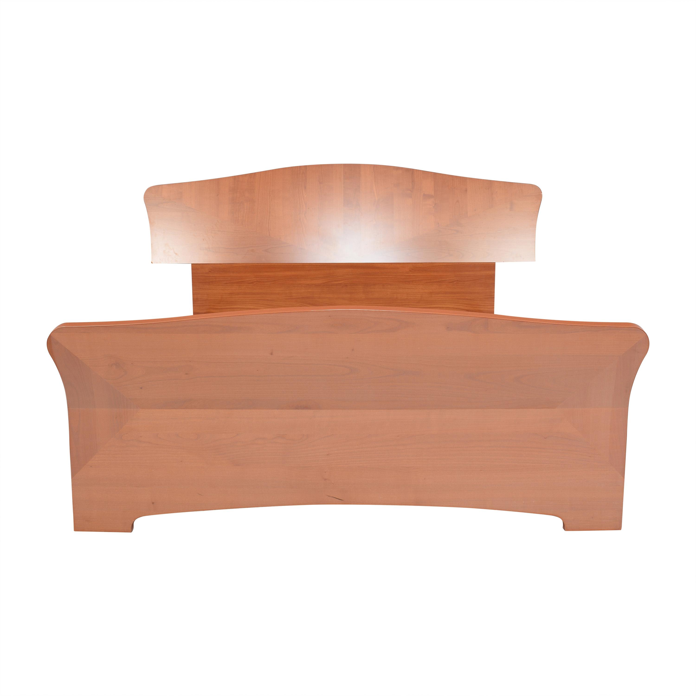 Italian-Style Queen Bed