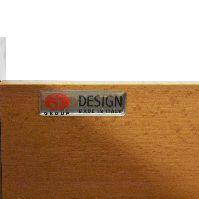 Alf Italia Alf Italia Double Dresser with Mirror ma