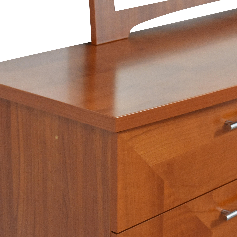 Alf Italia Alf Italia Double Dresser with Mirror ct