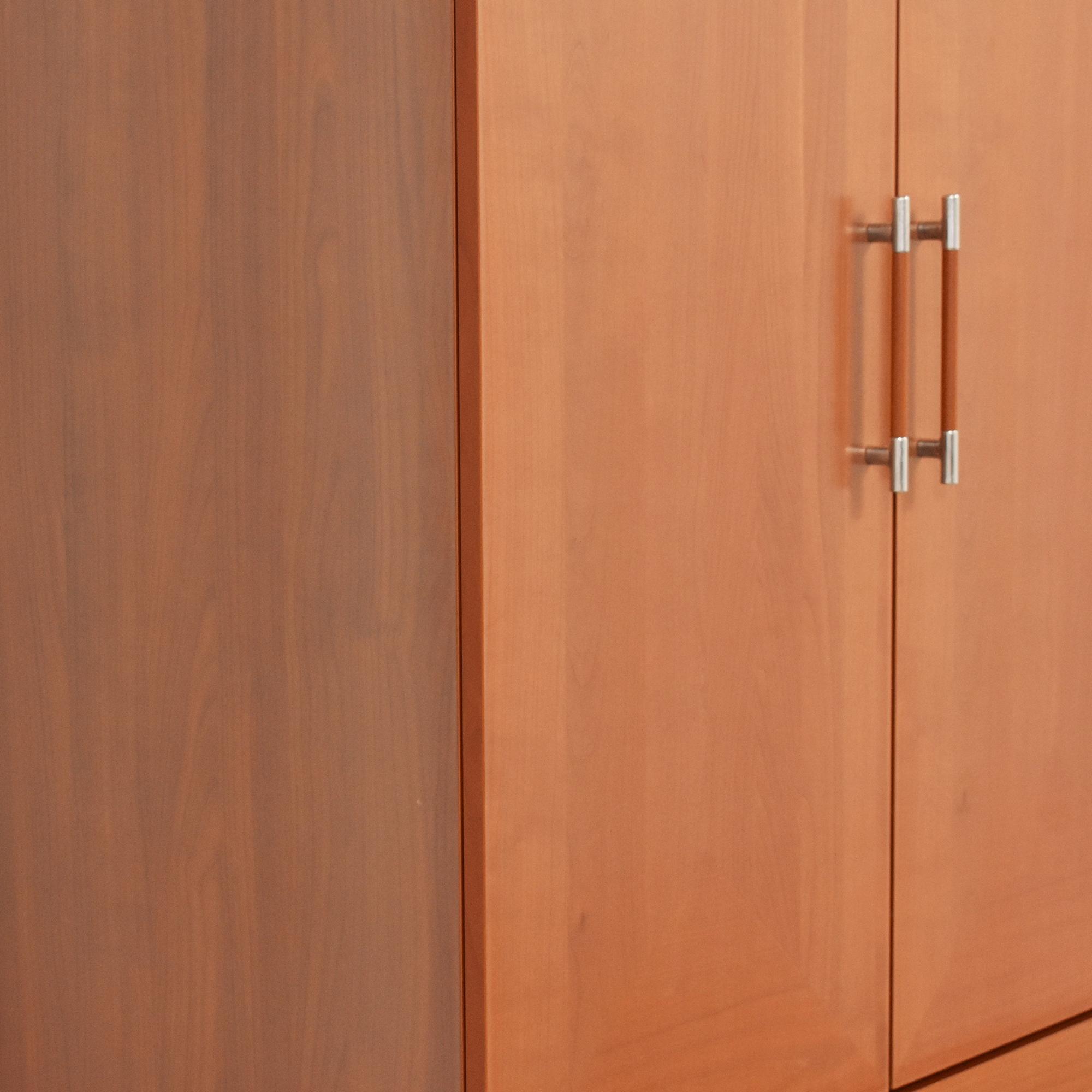 shop Alf Italia Two Door Armoire Alf Italia Wardrobes & Armoires