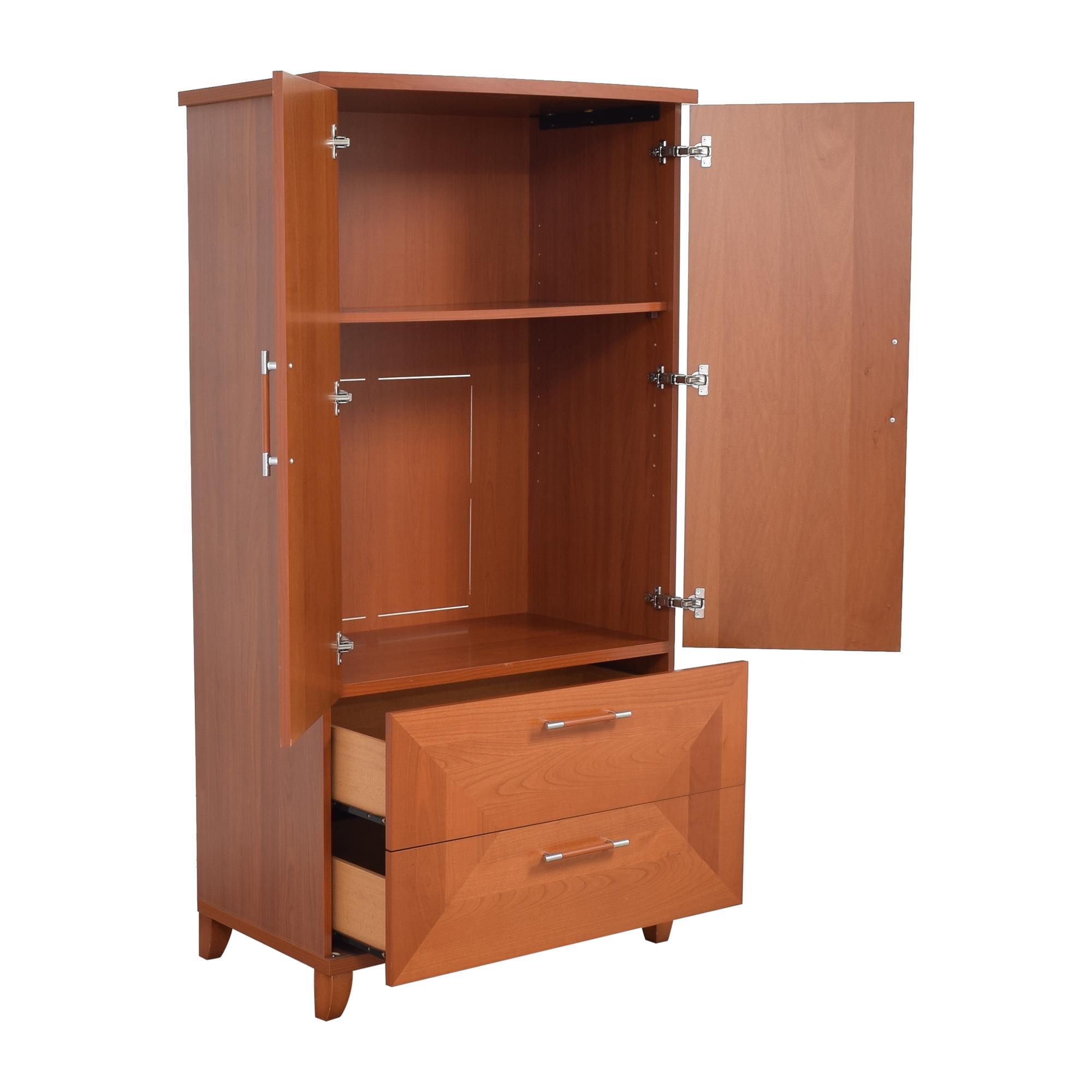 buy Alf Italia Two Door Armoire Alf Italia Wardrobes & Armoires