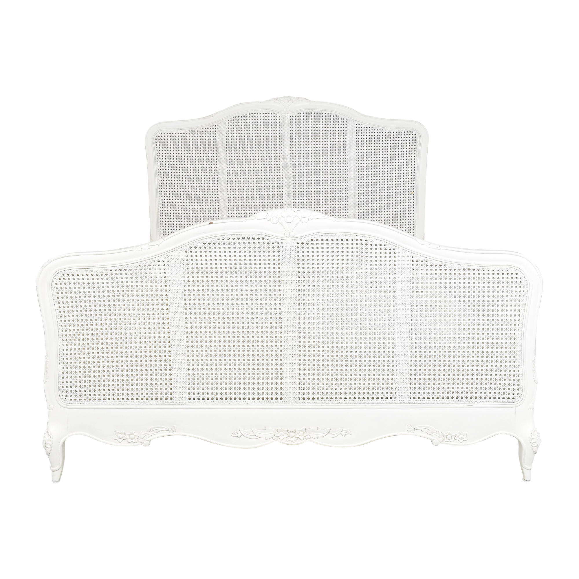 French-Style Queen Bed sale