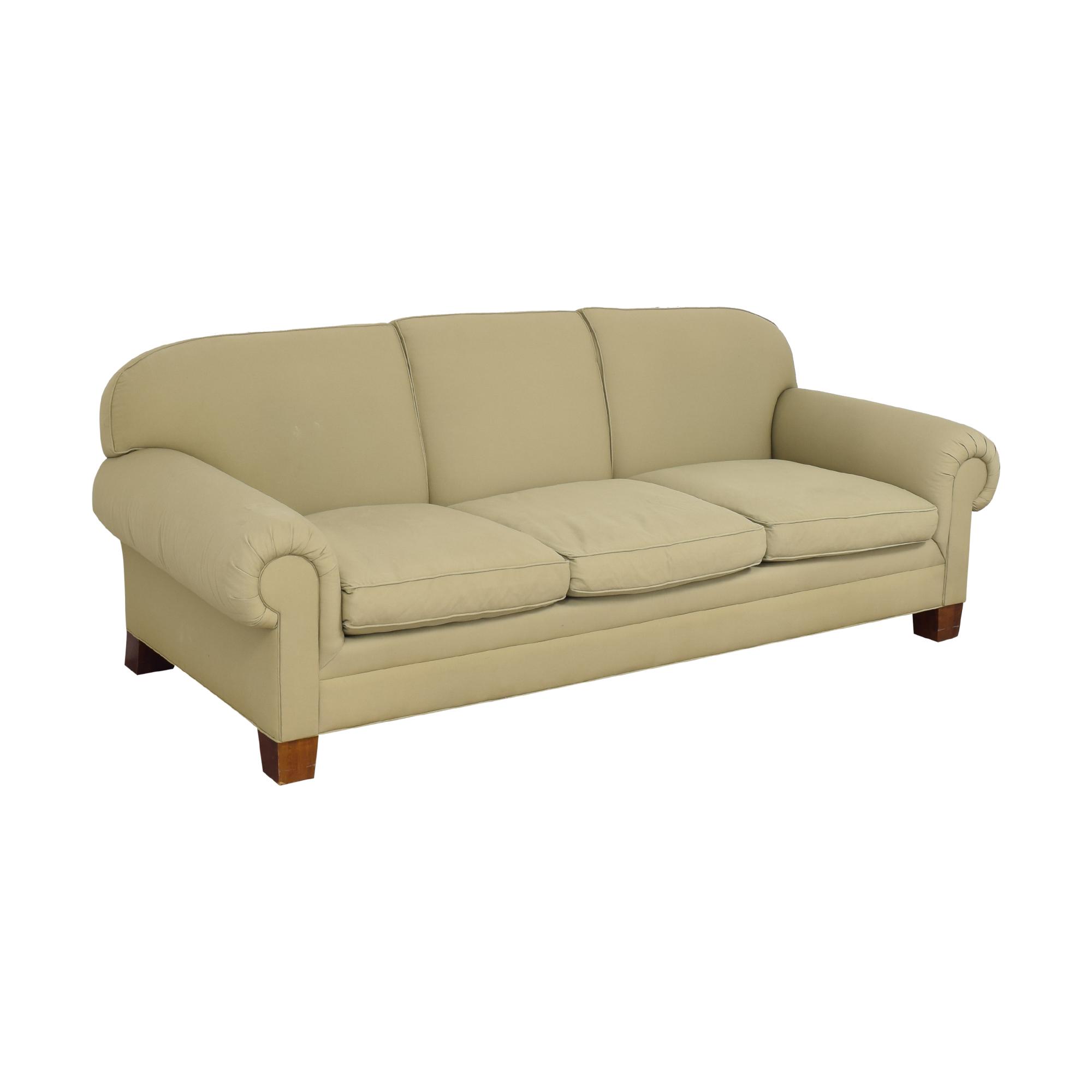 Ralph Lauren Home Ralph Lauren Roll Arm Sofa nyc