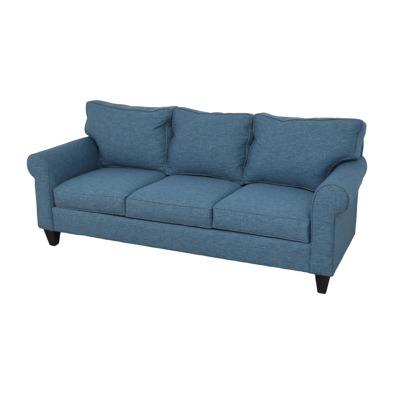DreamSofa Dreamsofa Roll Arm Sofa pa