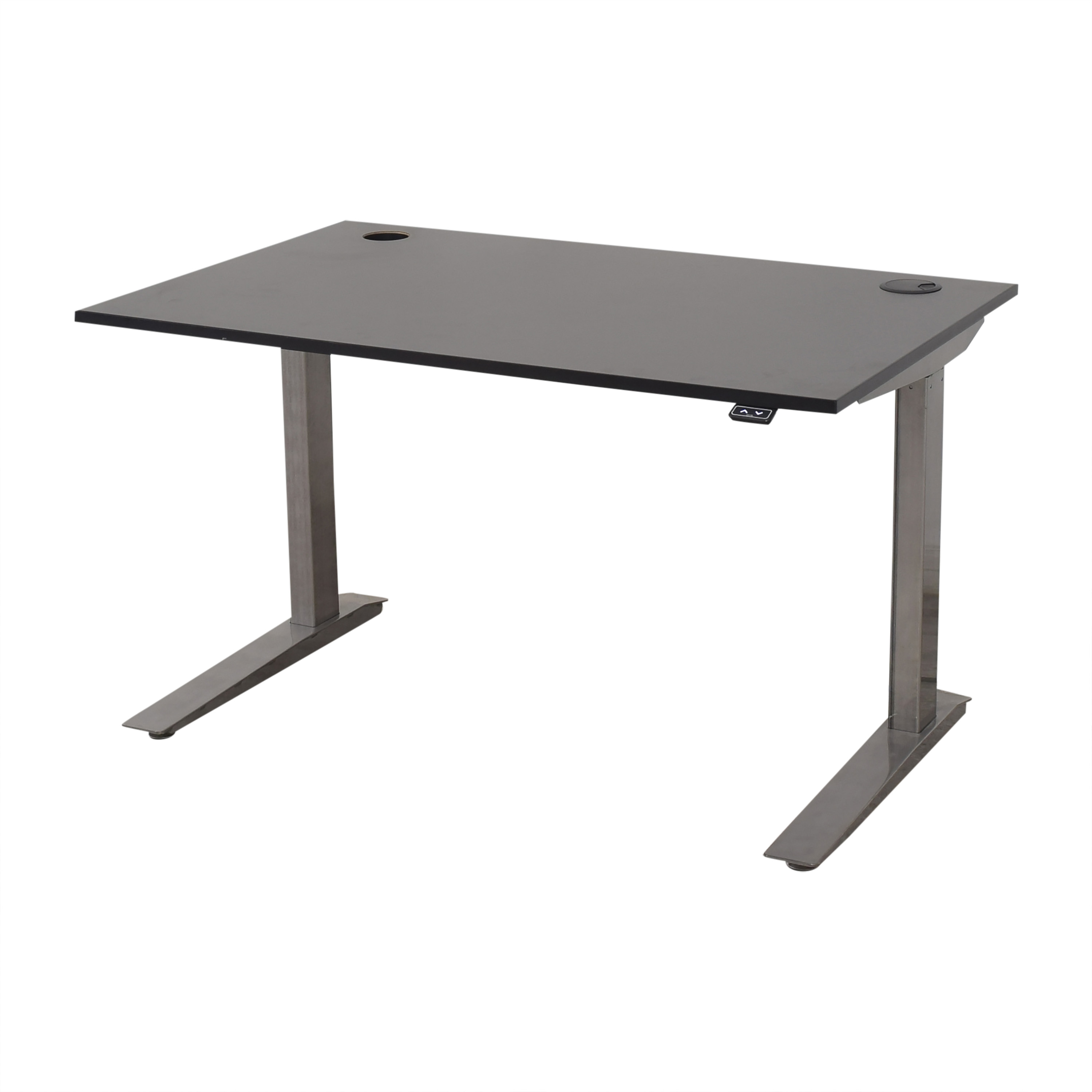 Fully Fully Jarvis Standing Desk black and gray