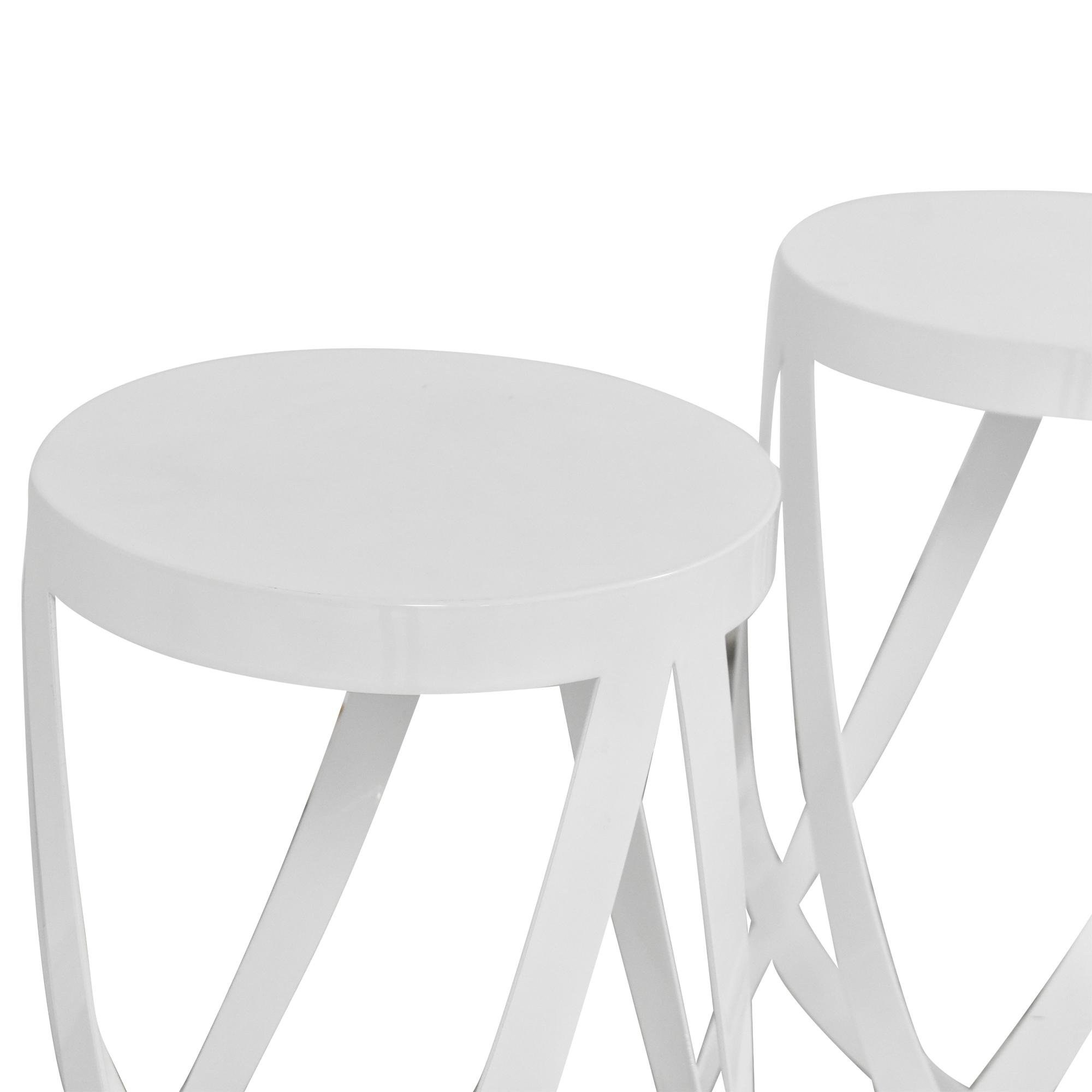 shop Cappellini Ribbon Bar Stools Cappellini Chairs