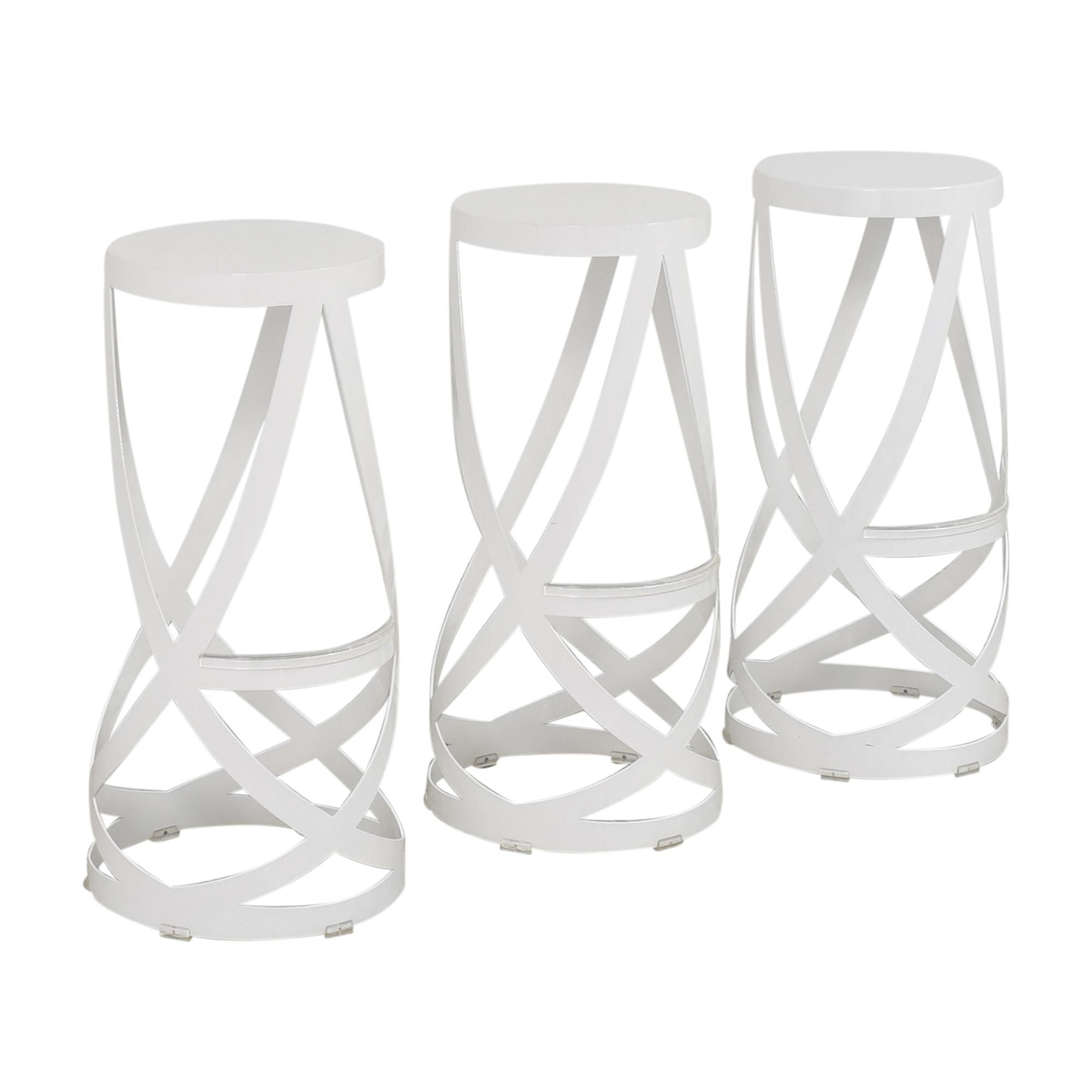 buy Cappellini Ribbon Bar Stools Cappellini Chairs