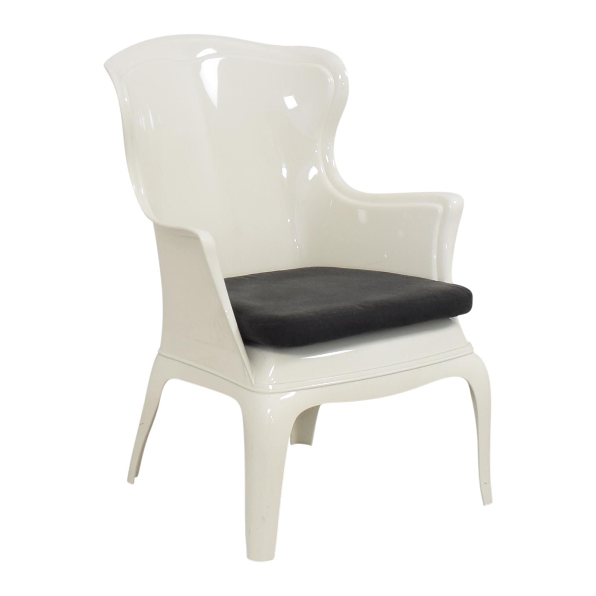 Pedrali Pedrali Pasha Wingback Chair pa