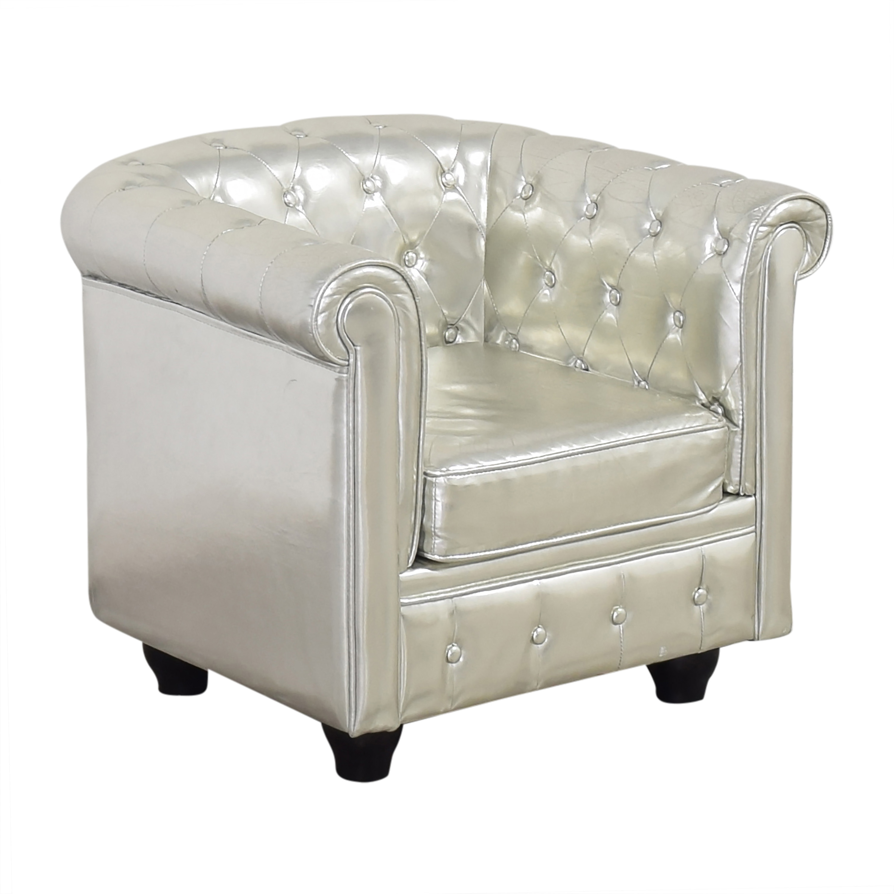 Tufted Club Chair on sale