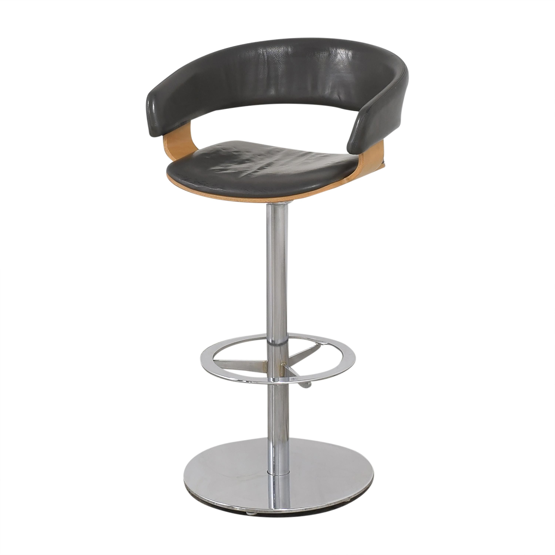 shop Allermuir Mollie Swivel Bar Stools Allermuir Chairs