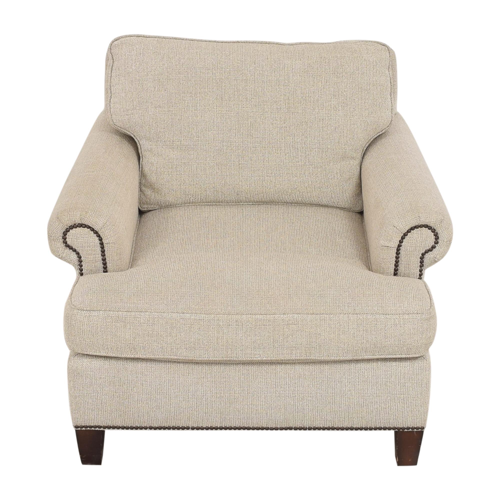 shop Bernhardt Nailhead Trim Armchair Bernhardt Accent Chairs