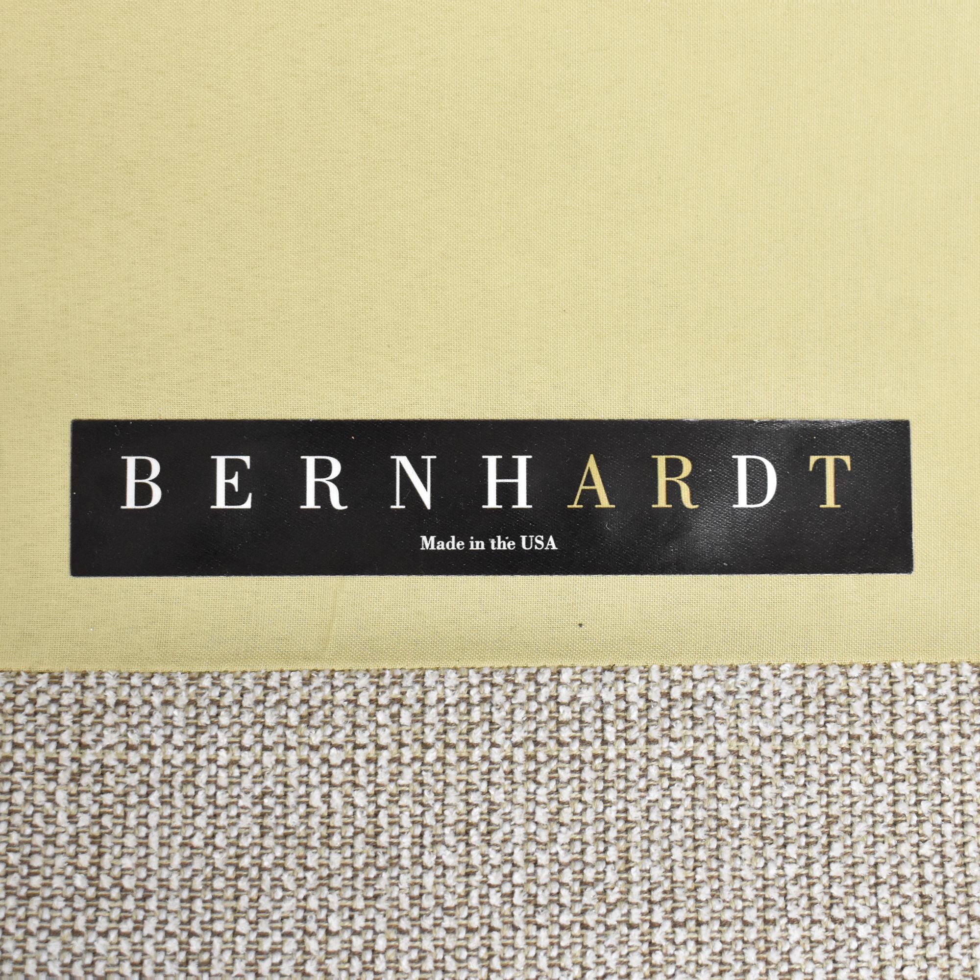 Bernhardt Bernhardt Nailhead Trim Armchair dimensions