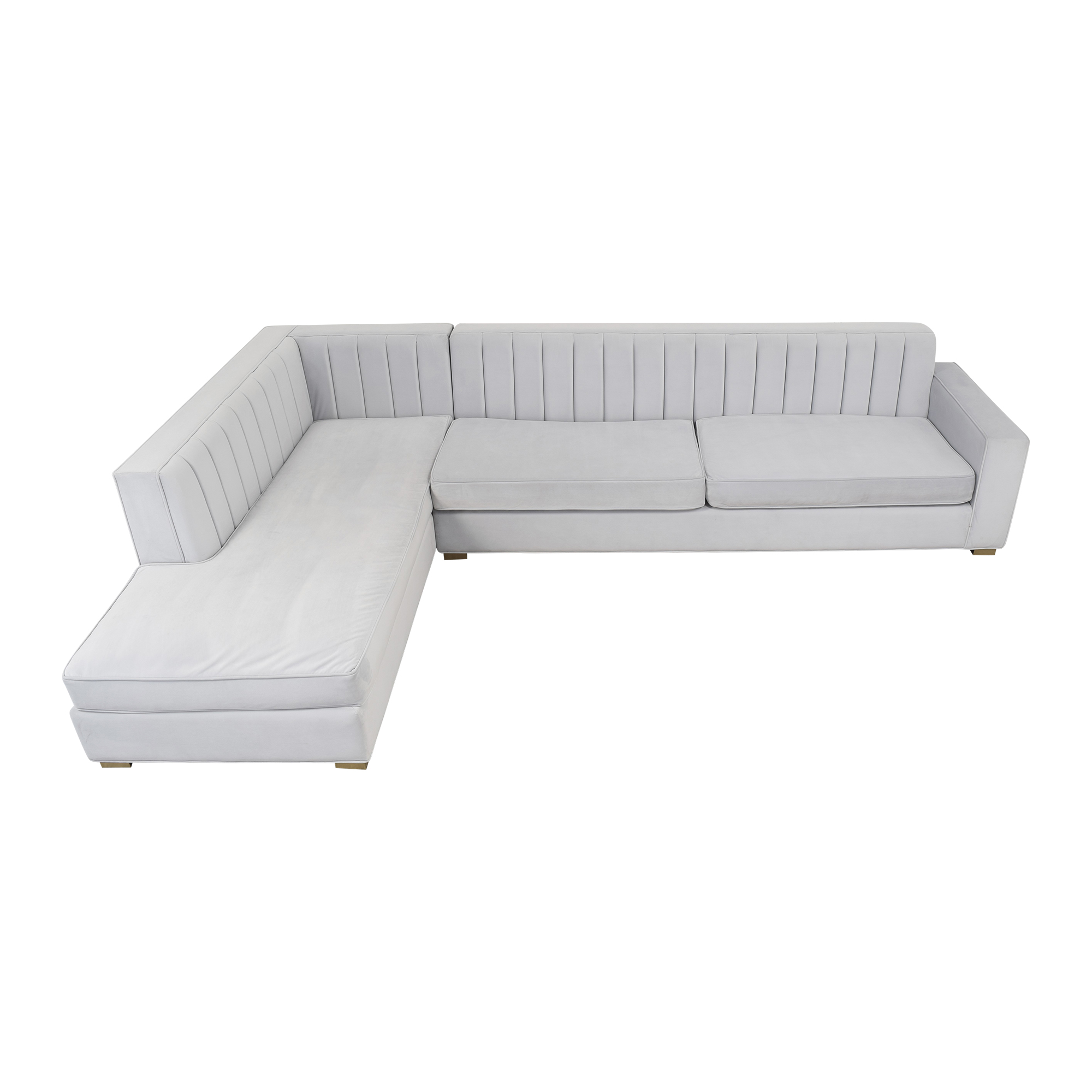 buy ModShop ModShop Sectional Sofa with Chaise online