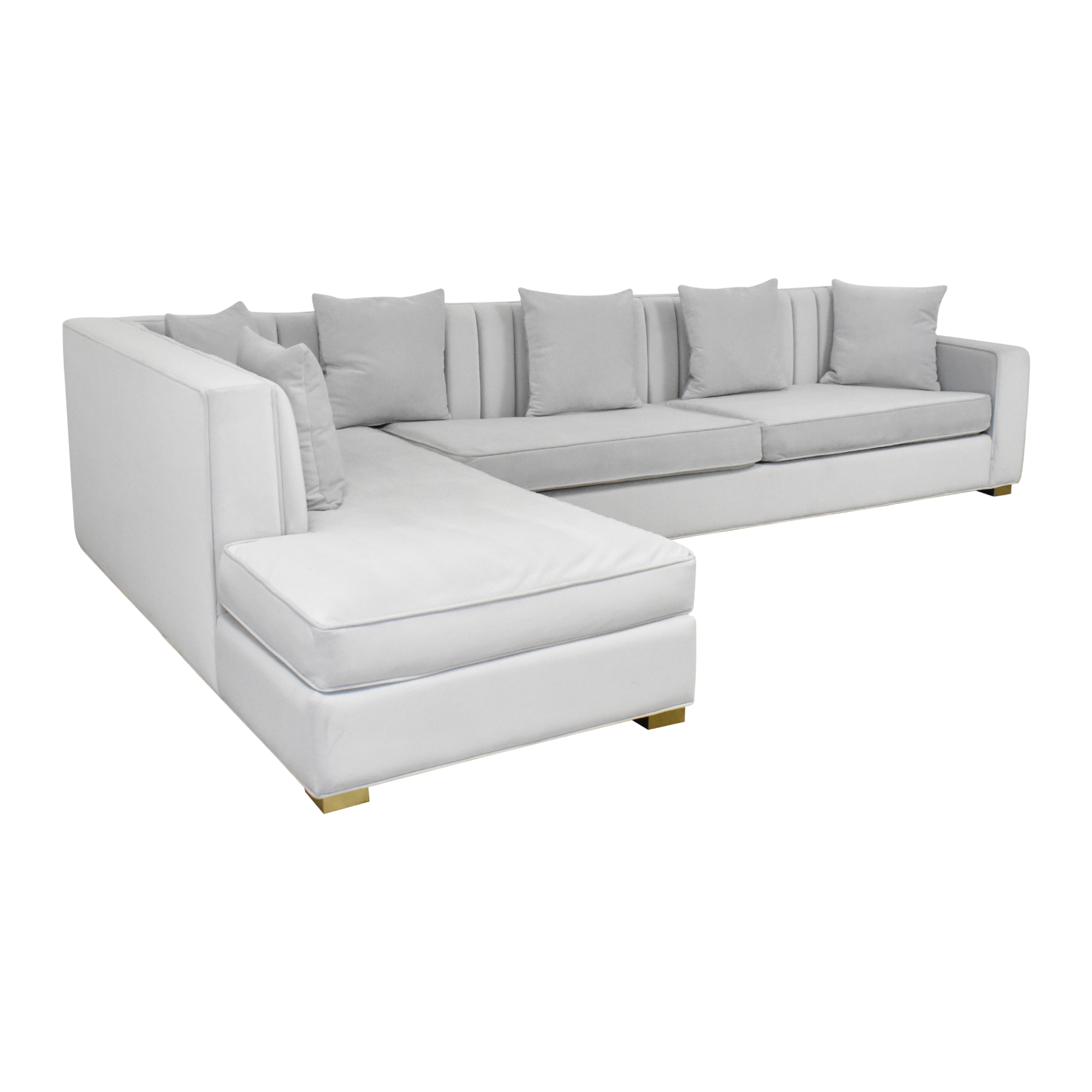 ModShop ModShop Sectional Sofa with Chaise for sale