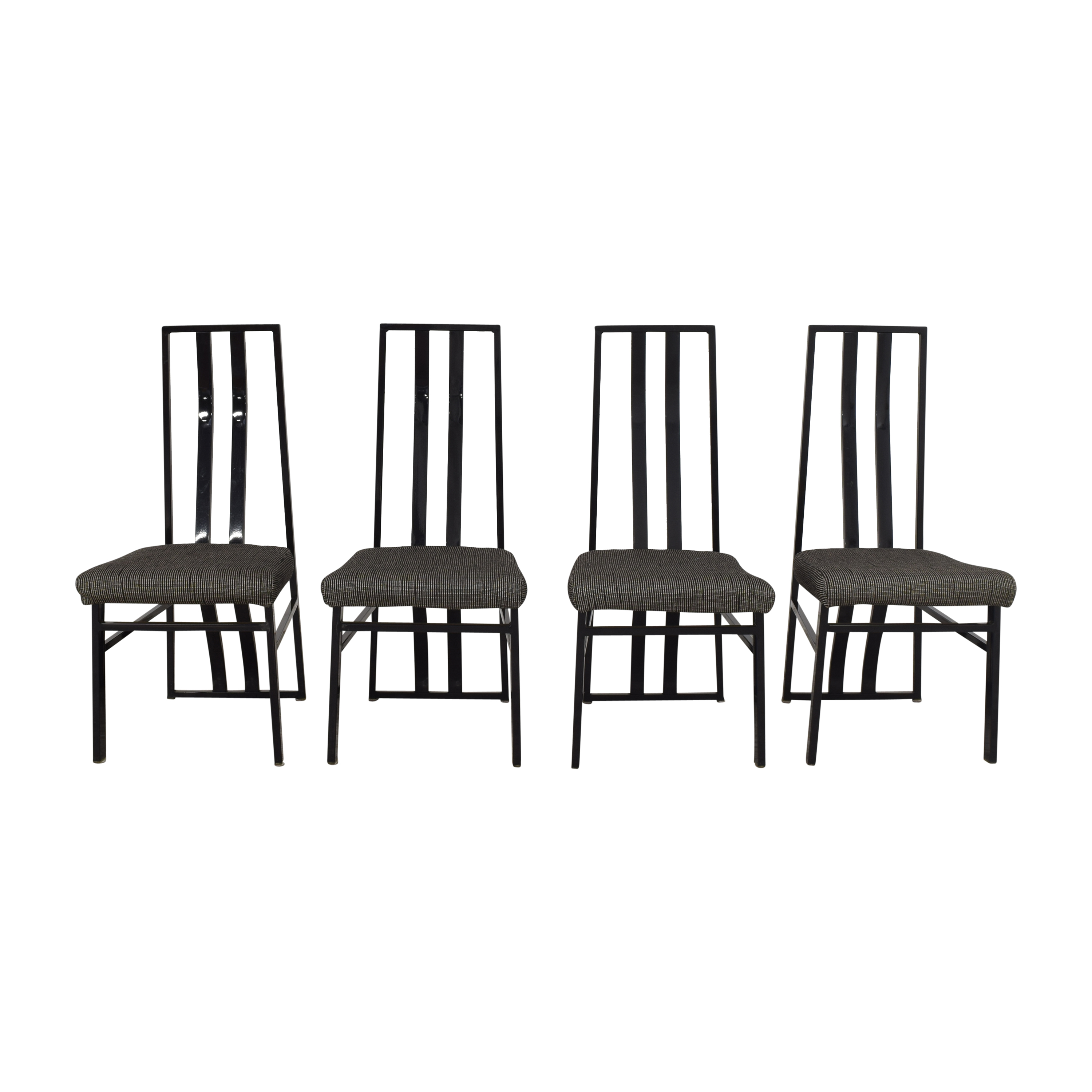 Cal Style Furniture Manufacturing Company Cal-Style Mfg Co Modern High Back Dining Chairs price