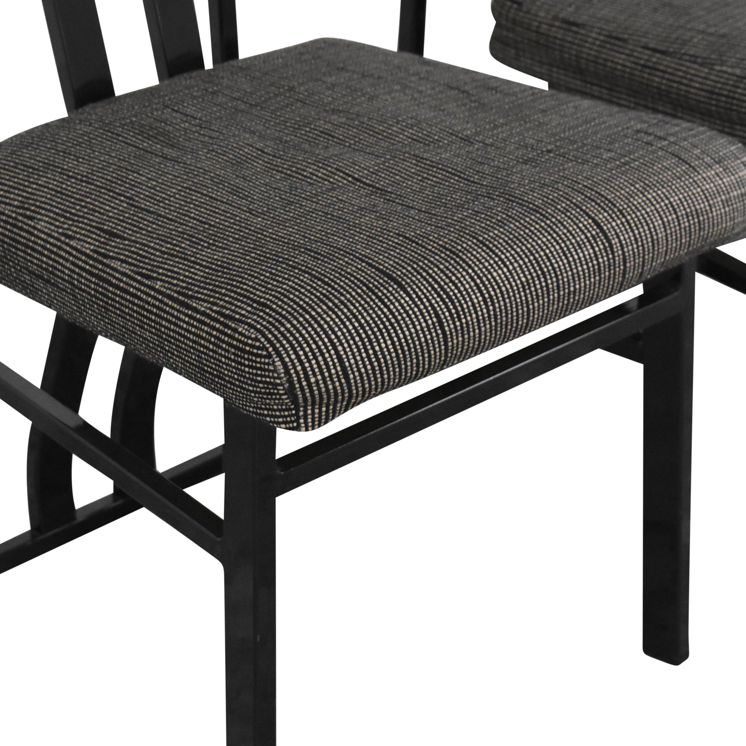 Cal Style Furniture Manufacturing Company Cal-Style Mfg Co Modern High Back Dining Chairs Chairs