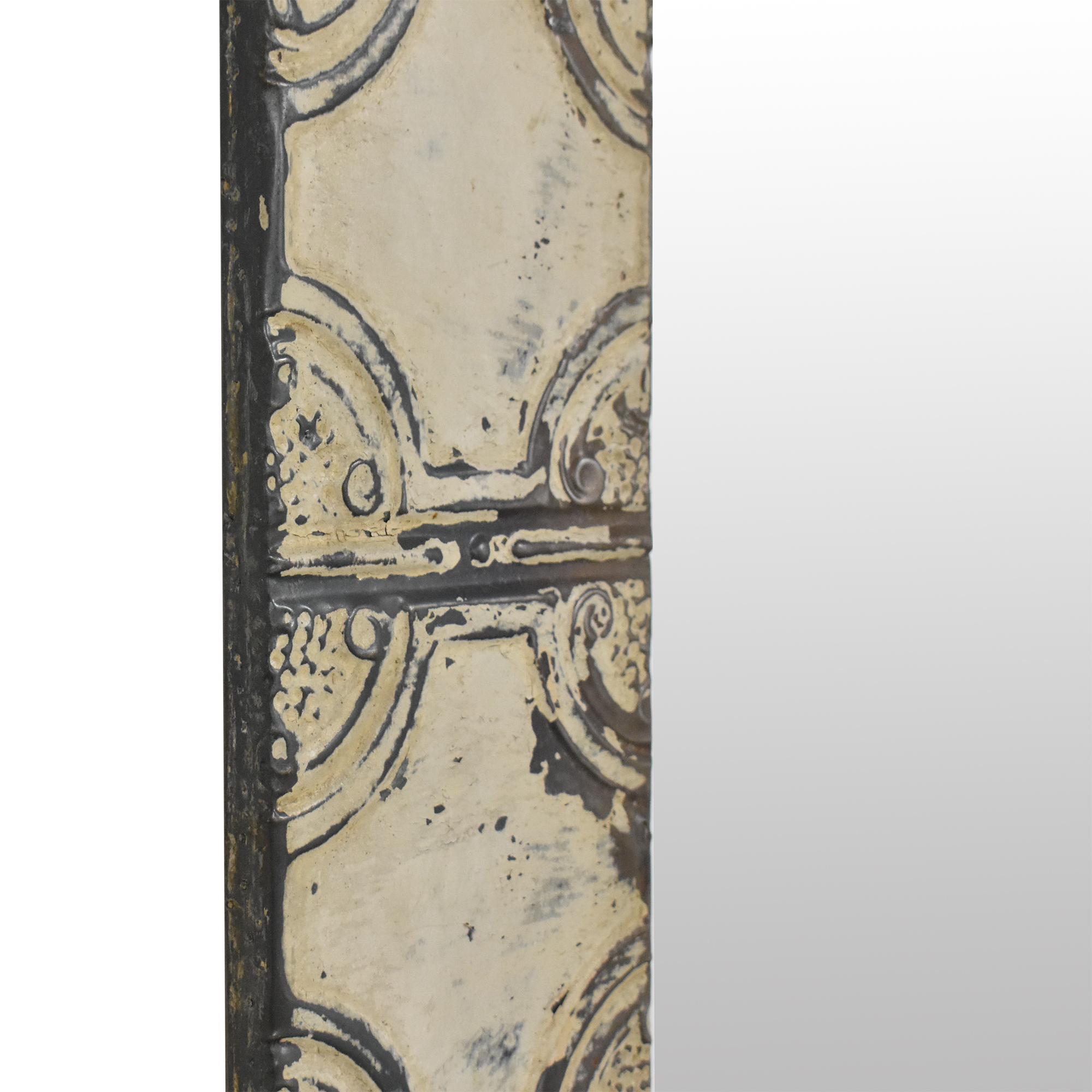 buy Vintage Style Floor Mirror