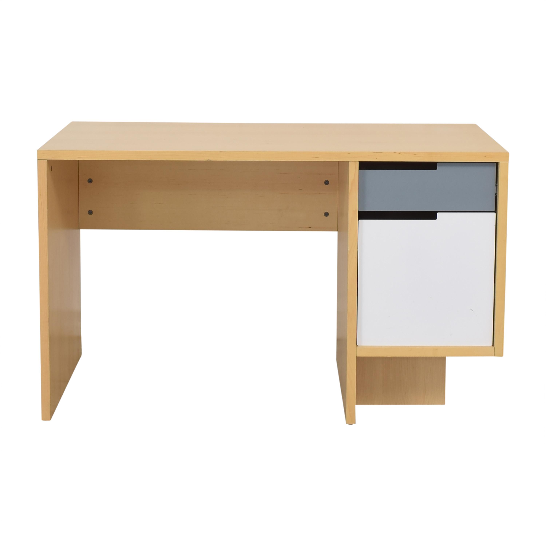 shop Blu Dot Modu-Licious Deskette Blu Dot Home Office Desks
