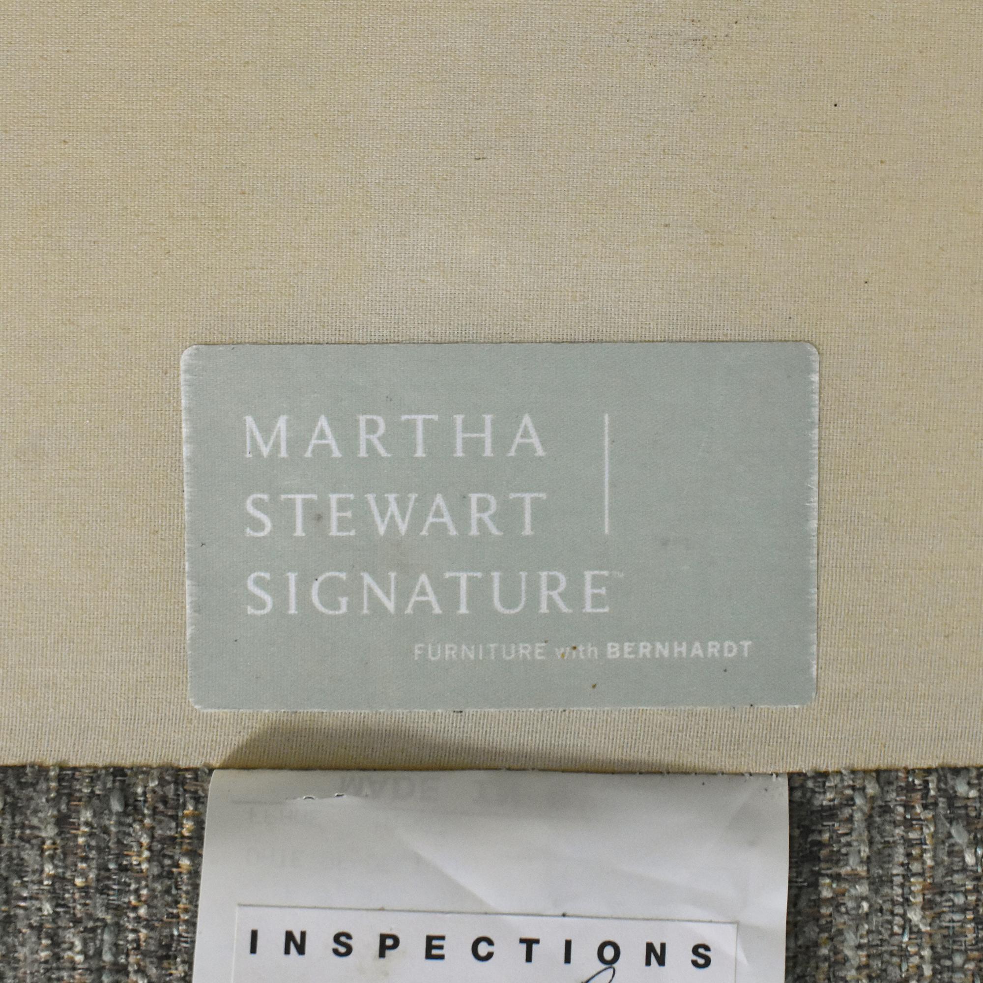 Martha Stewart Home Martha Stewart Home Signature Collection Sofa by Bernhardt