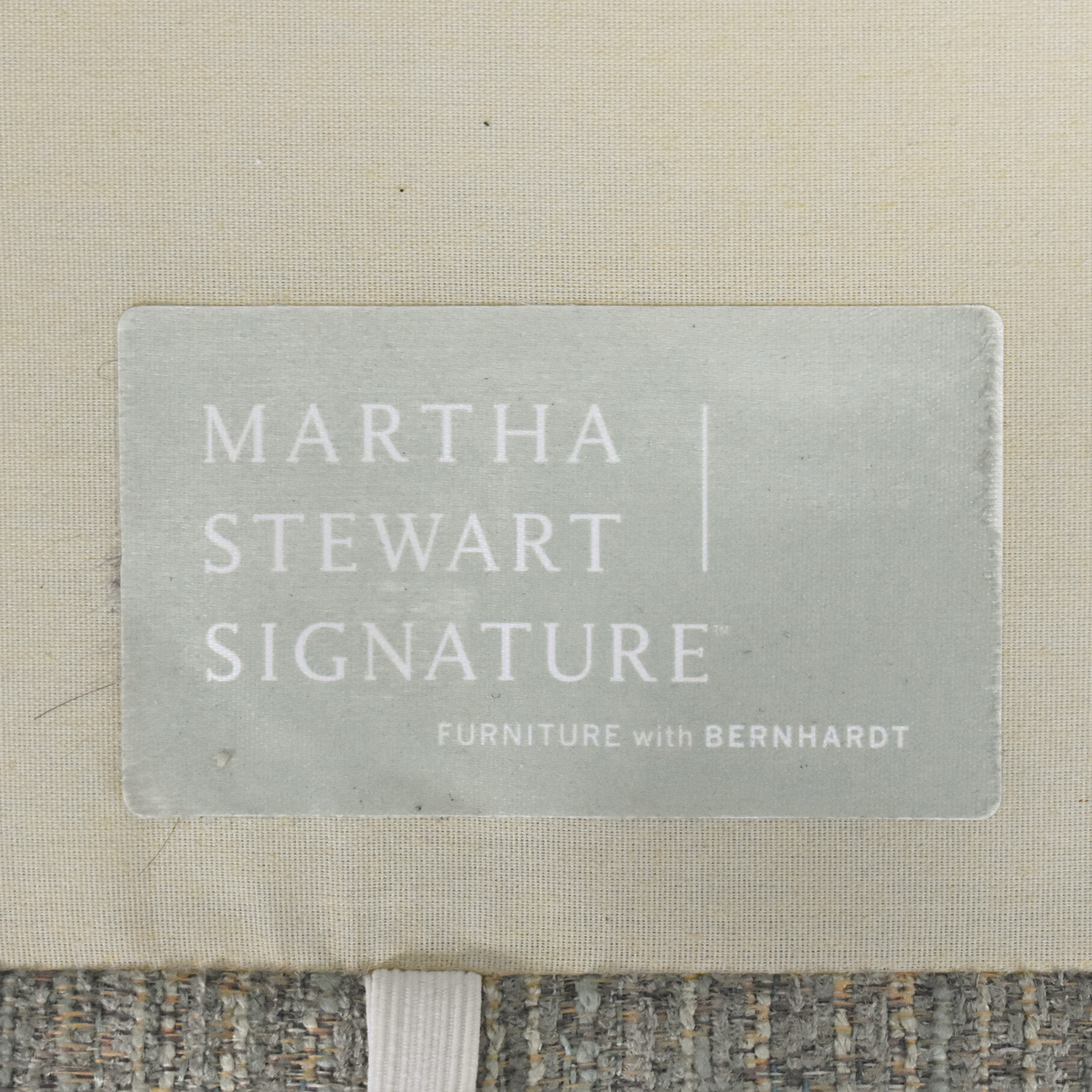 buy Bernhardt Bernhardt Martha Stewart Signature Collection Sofa online