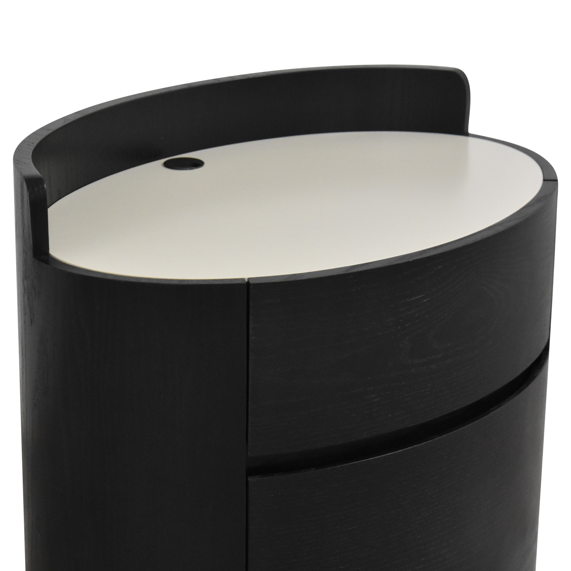 The New Traditionalists Oval Nightstand sale