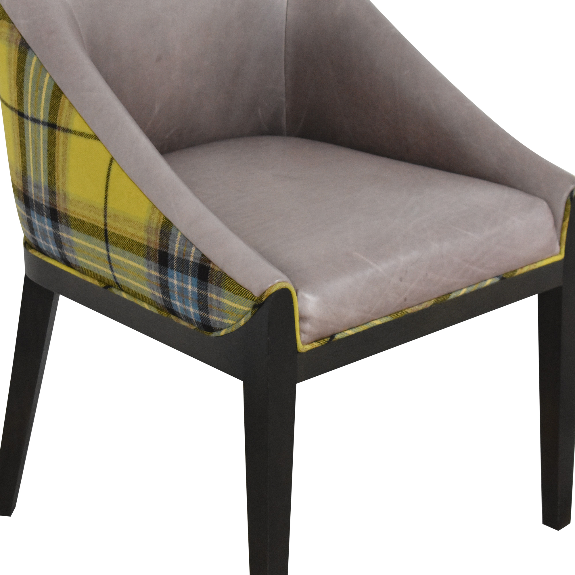 ducduc Two Tone Accent Chair sale