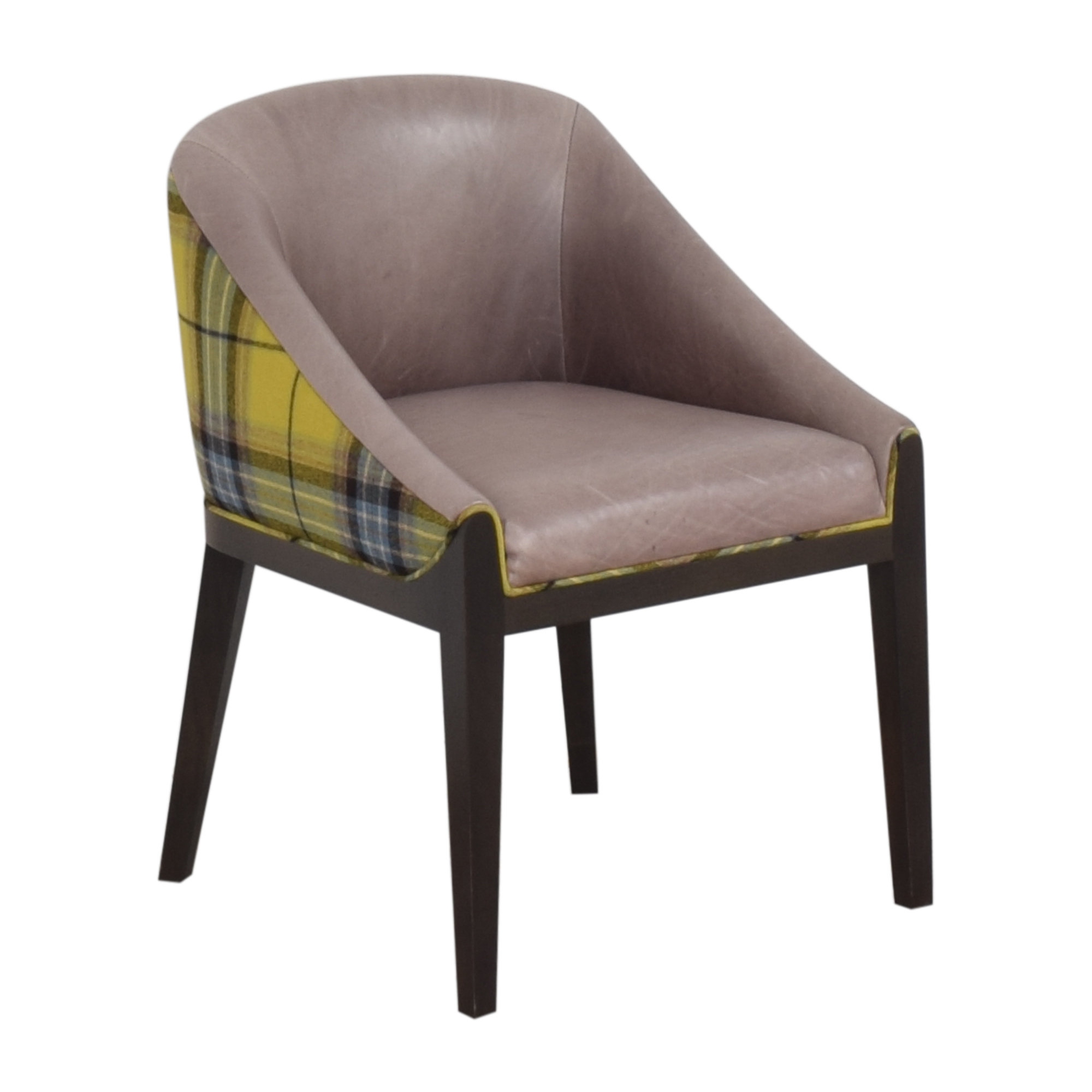 shop ducduc Two Tone Accent Chair ducduc Accent Chairs
