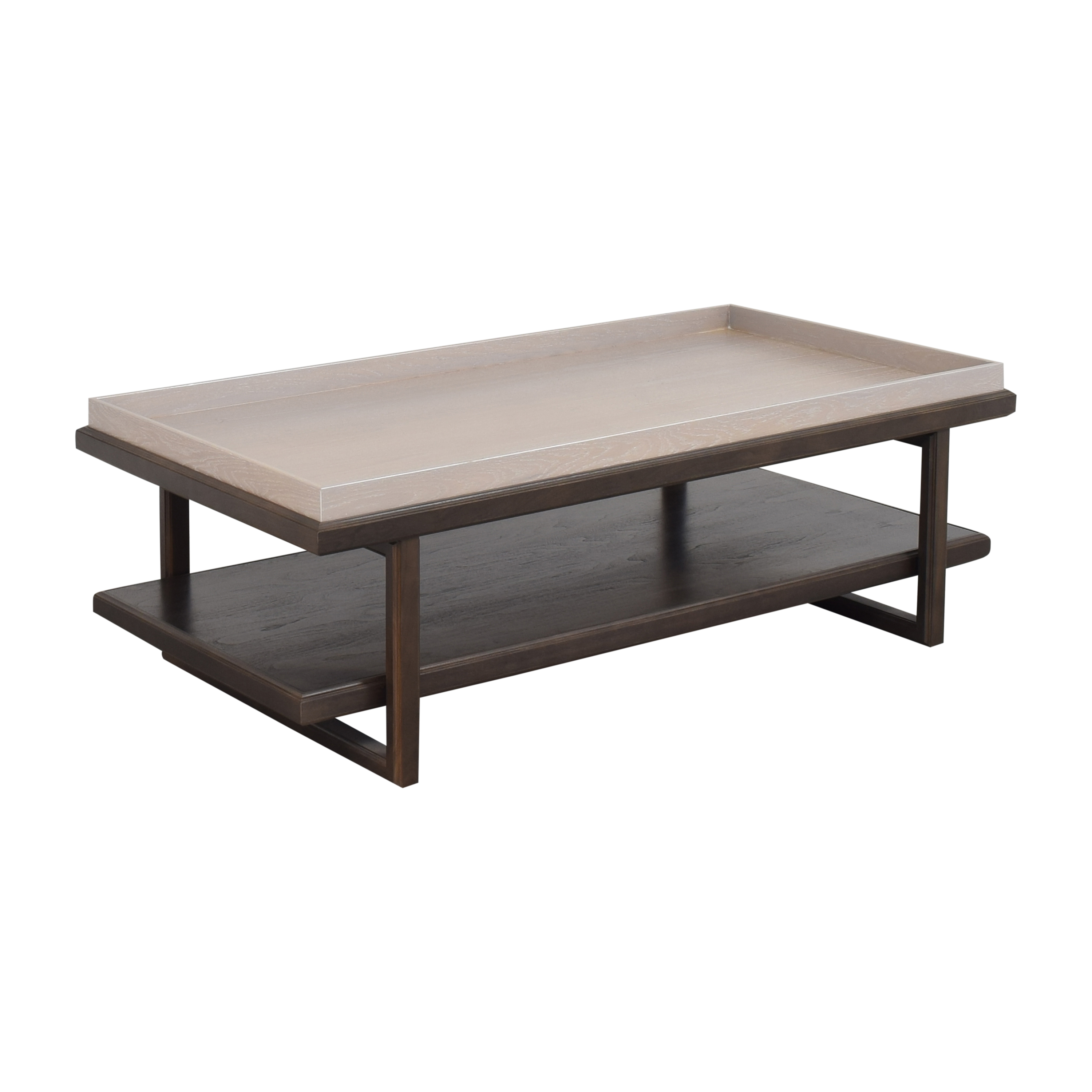 The New Traditionalists The New Traditionalists Tray Top Coffee Table on sale