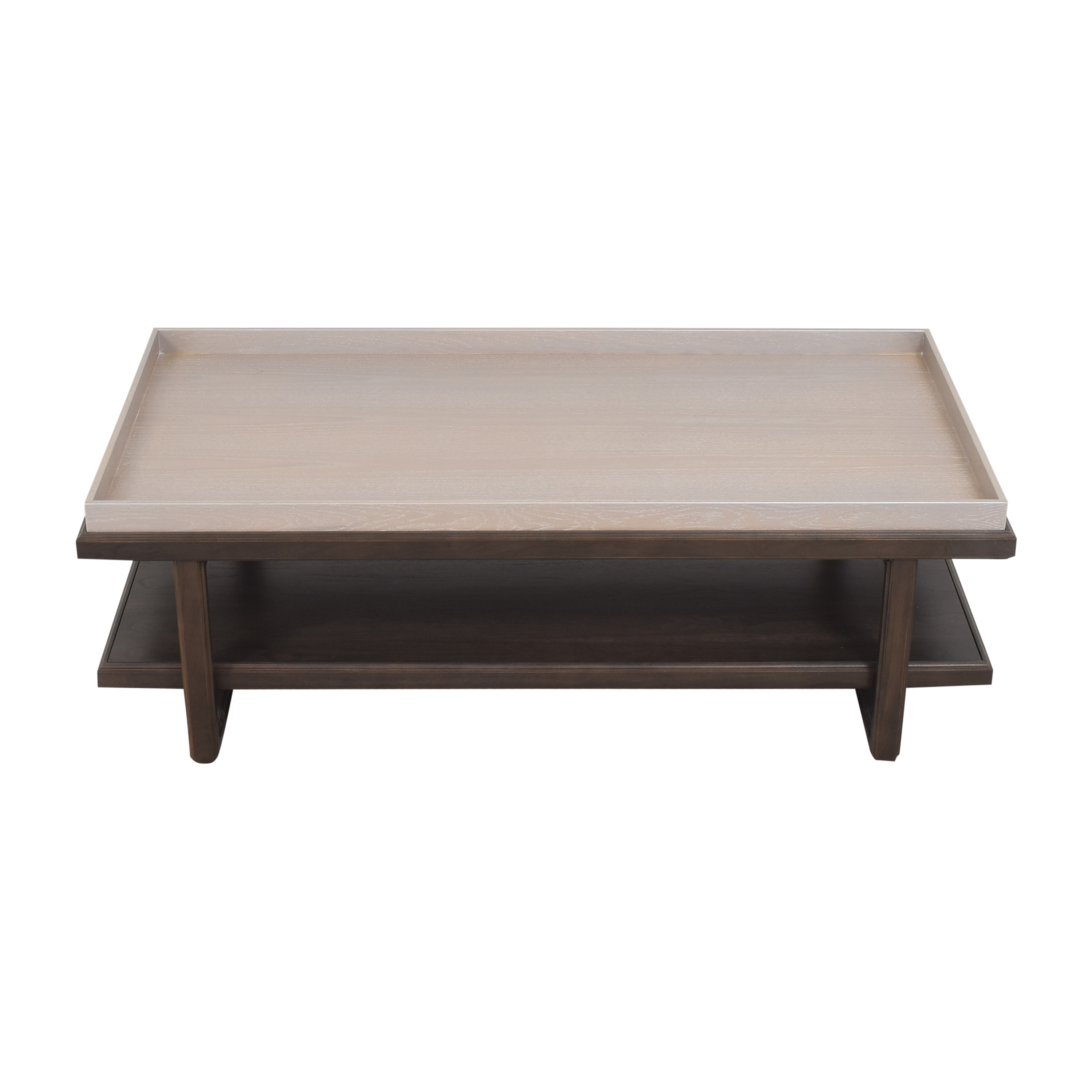 The New Traditionalists The New Traditionalists Tray Top Coffee Table pa